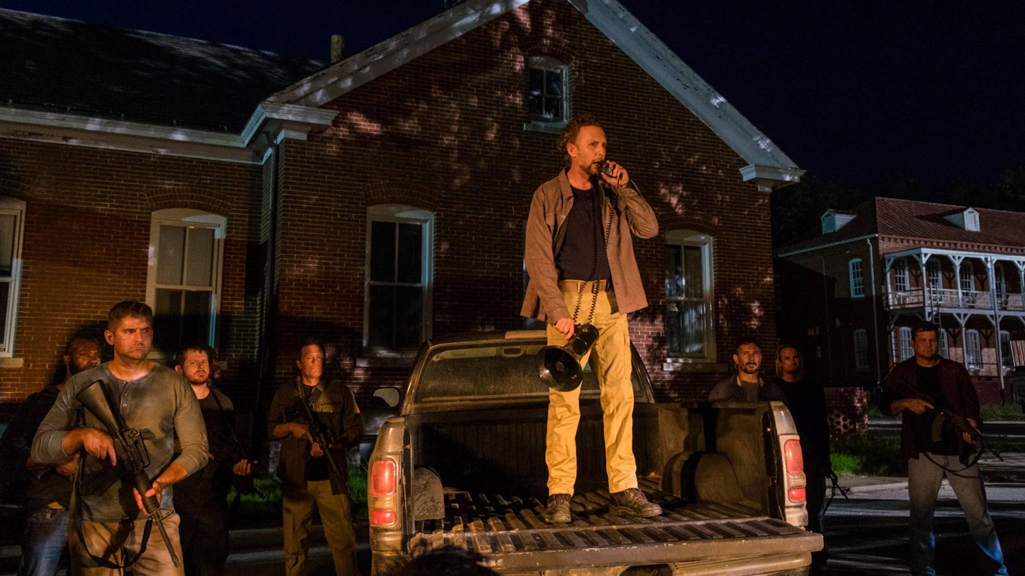 """Das kann sich hören lassen: Ein Fan hat dem Intro zu """"The Walking Dead"""" einen Remix verpasst."""
