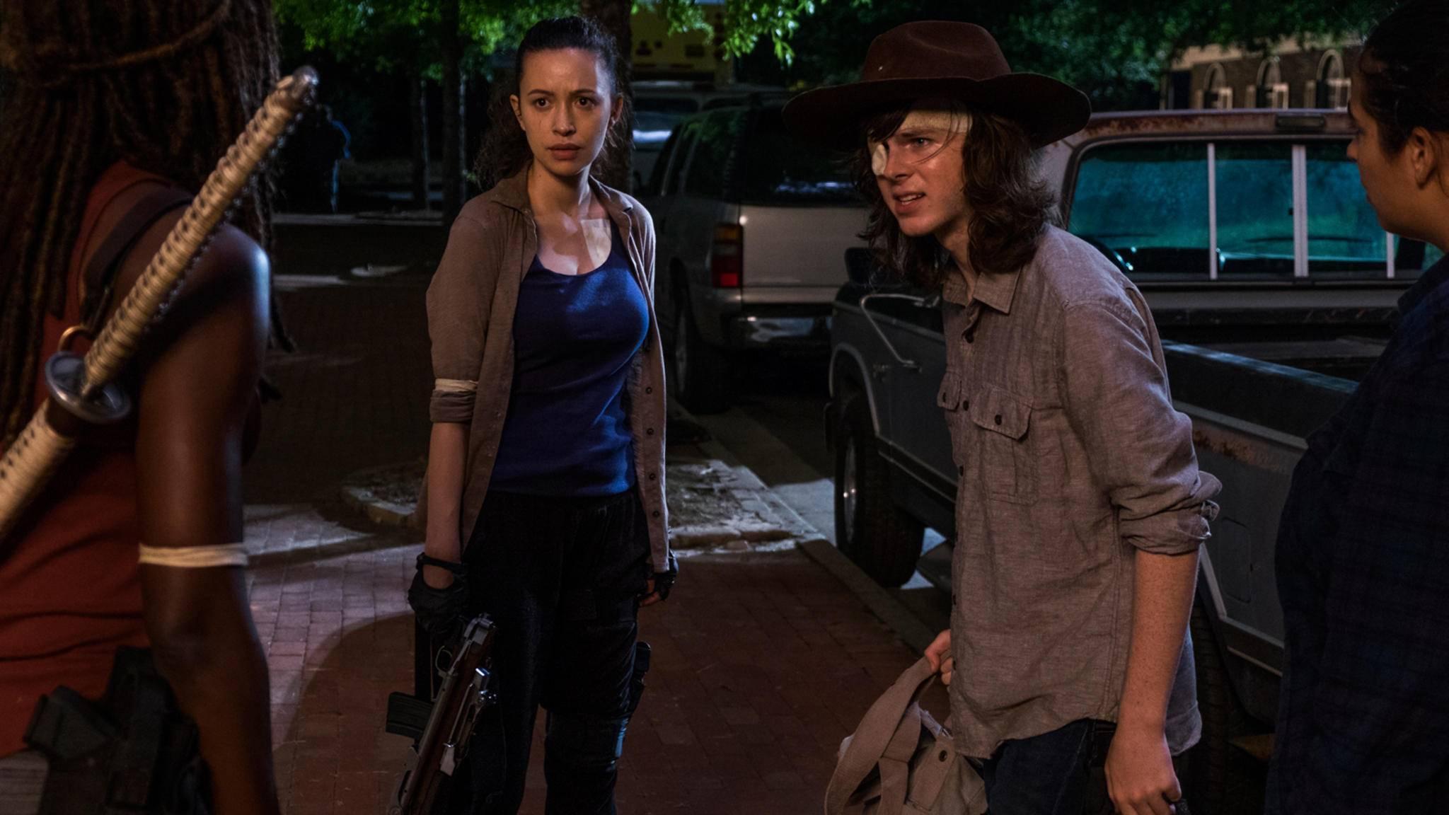 Die Midseason-Premiere von Staffel 8 verspricht explosiv zu werden.