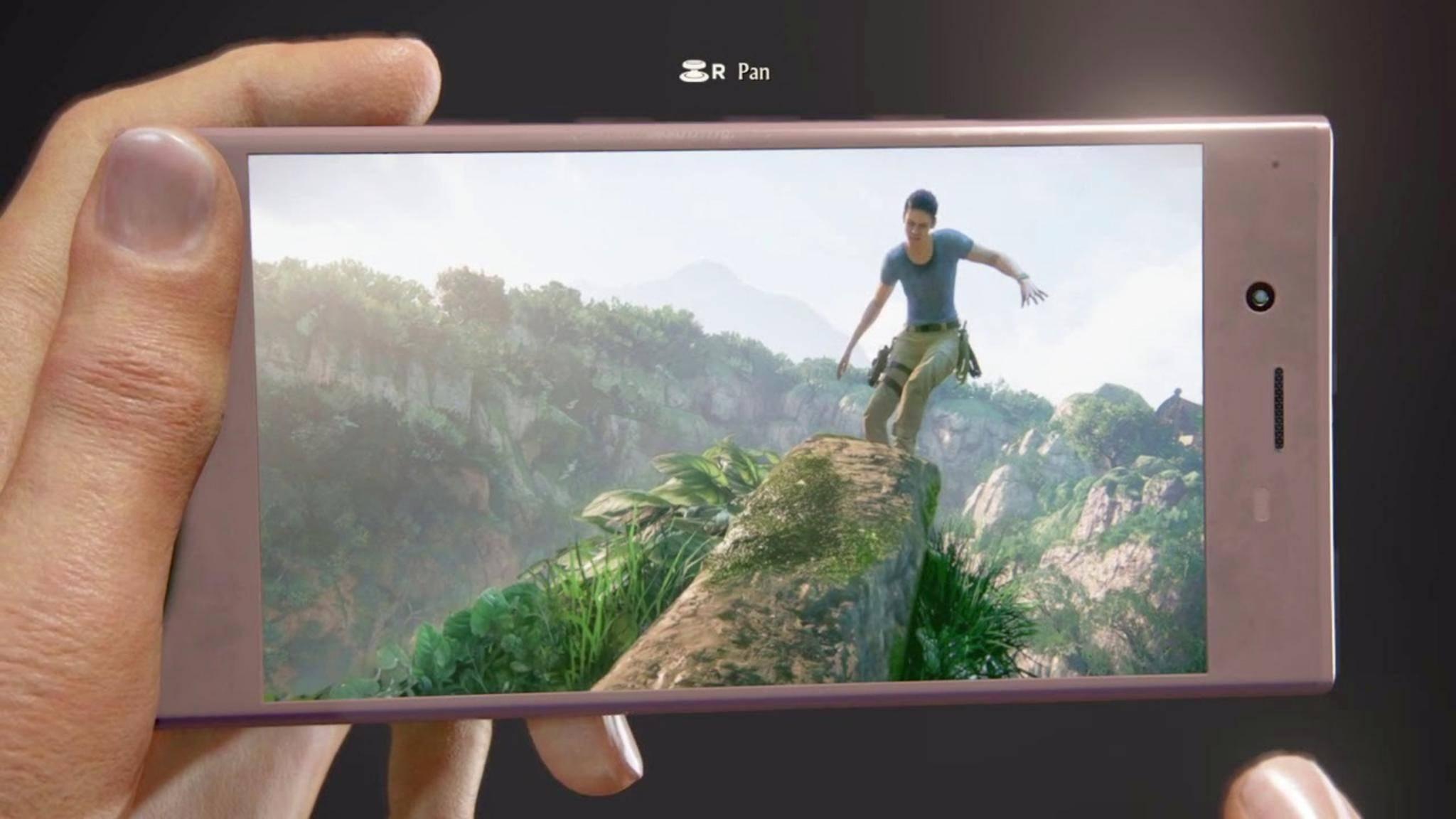 """Werden Spiele mit PS4-Grafik wie """"Uncharted: The Lost Legacy"""" einst auf Smartphones laufen?"""