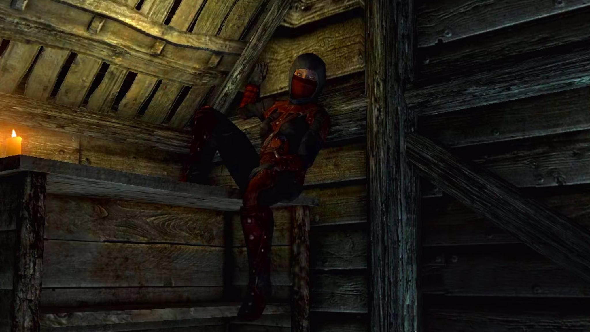Assassinin Astrid ermöglicht Dir den Beitritt zur Dunklen Bruderschaft. Dafür musst Du aber erst einmal einen Mord begehen.