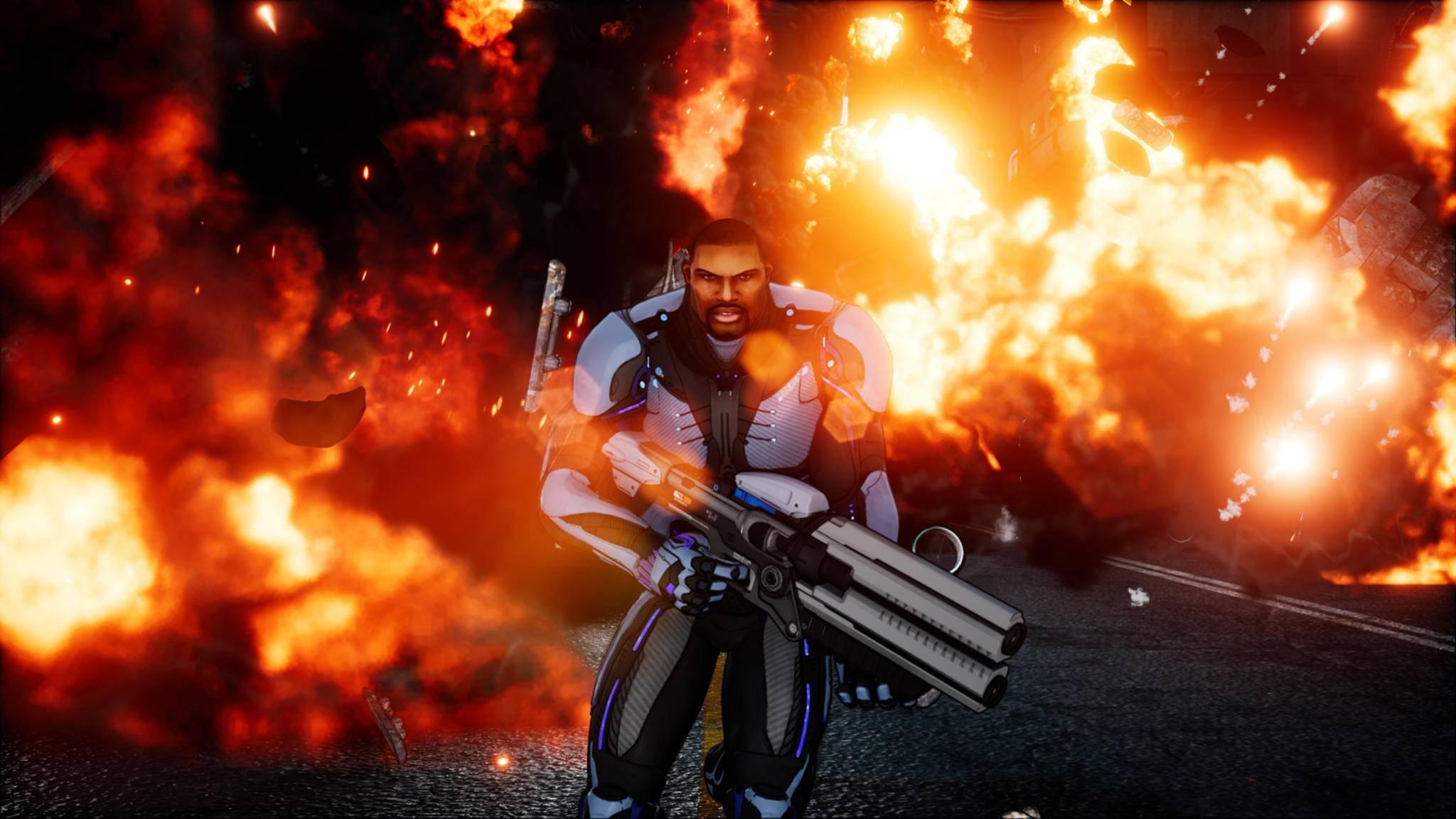 """""""Crackdown 3"""" soll im Jahr 2018 ein Knaller für die Xbox One werden."""