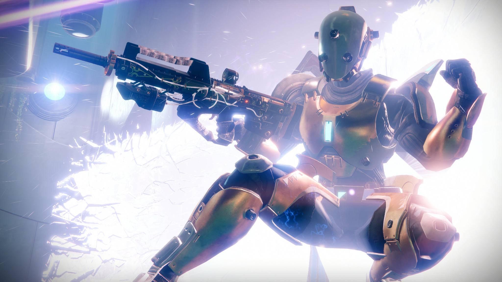 """""""Destiny 2"""": Neue exotische Waffen kommen per DLC."""