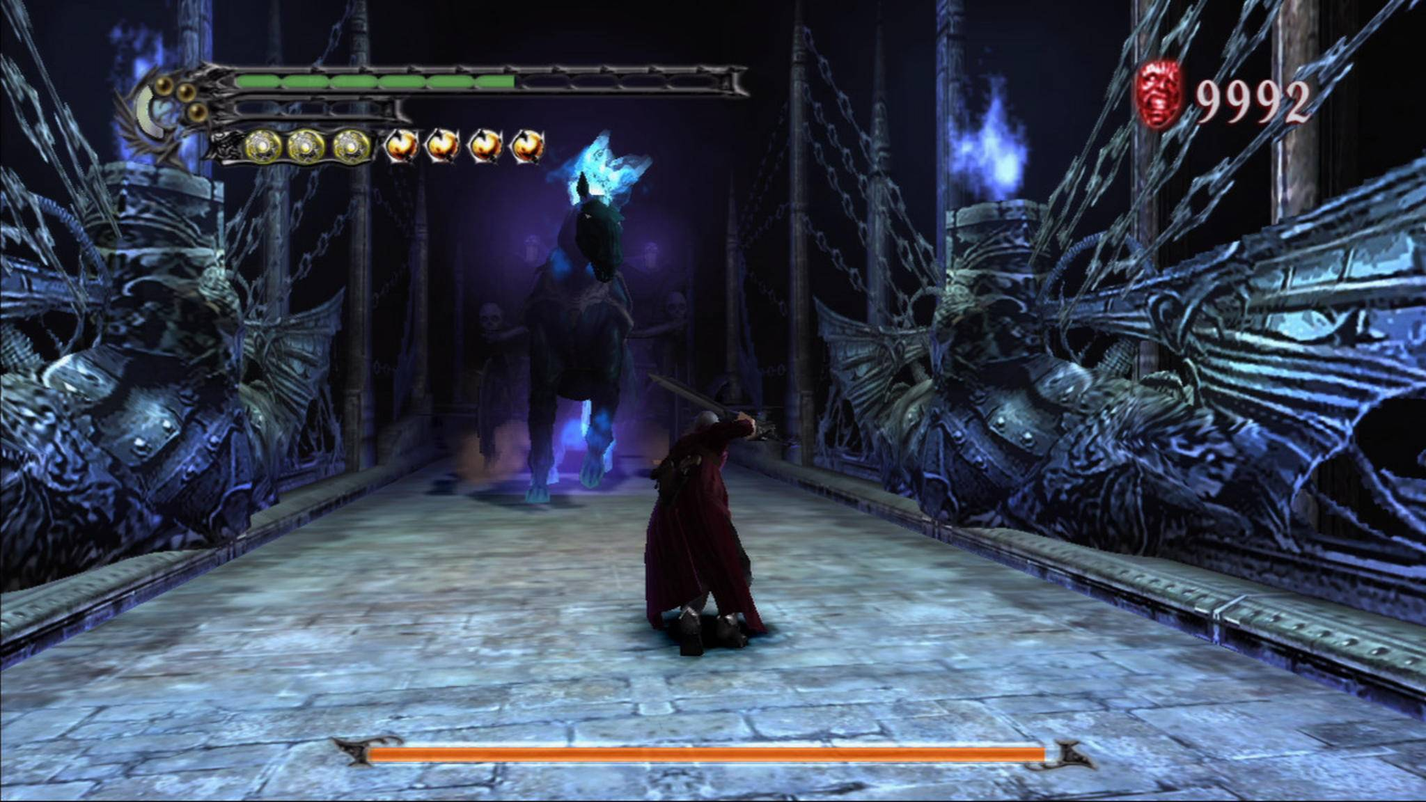 """Schade: Mehr als 1080p wird die """"Devil May Cry HD Collection"""" nicht bieten können."""
