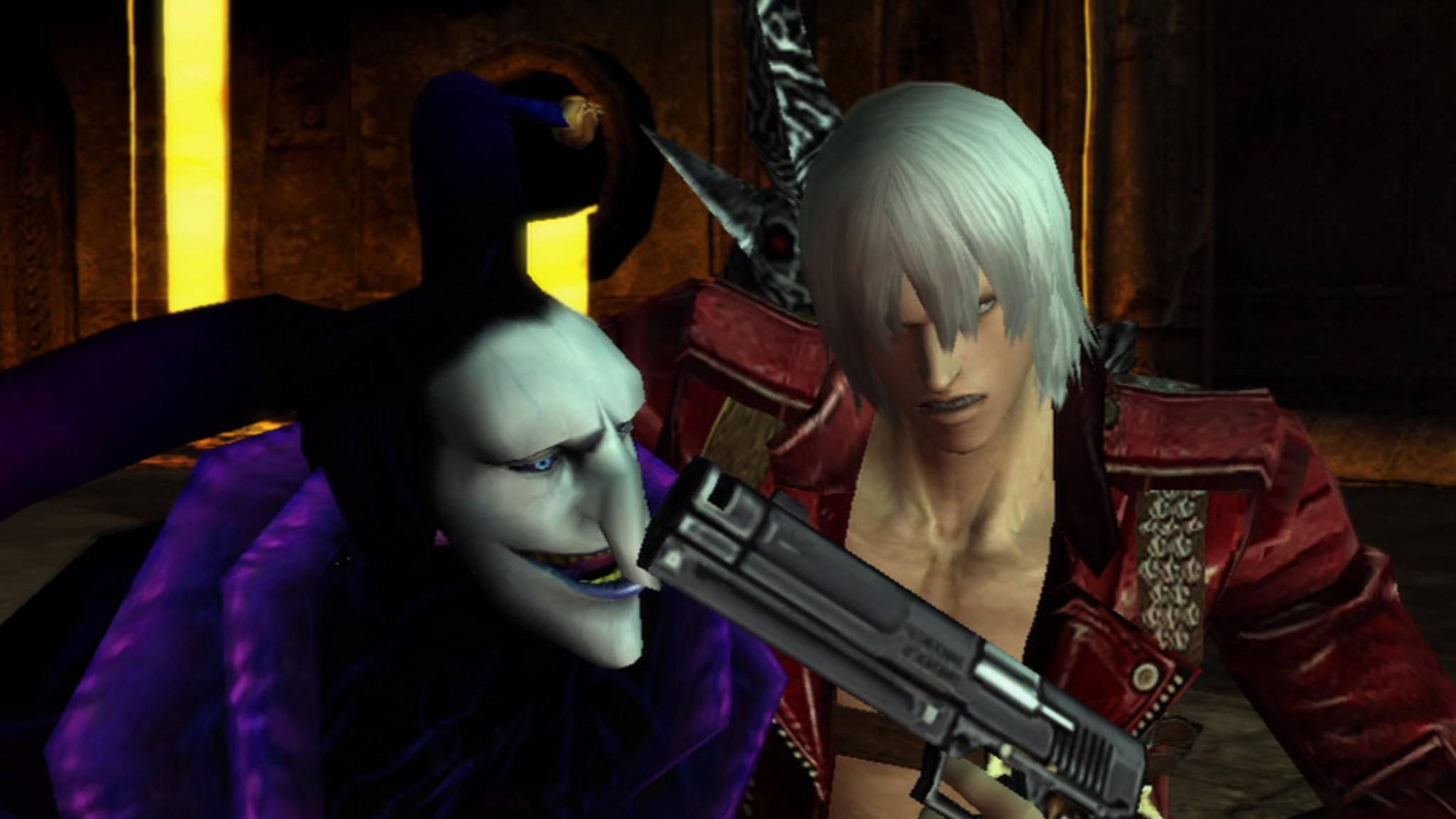 """Devil May Cry"": Die Trilogie bekommt eine HD-Neuauflage."