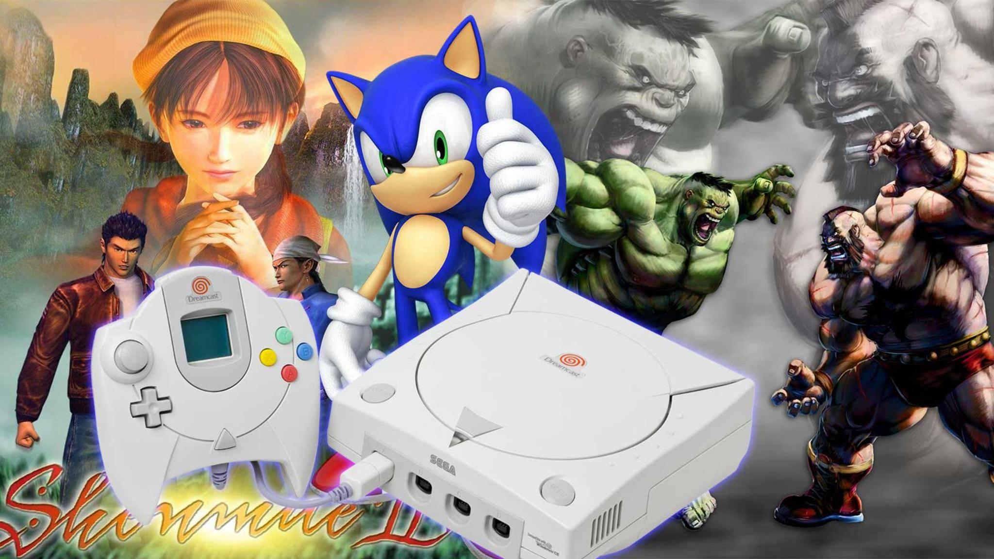 Ist eine Neuauflage der Sega Dreamcast in Arbeit?