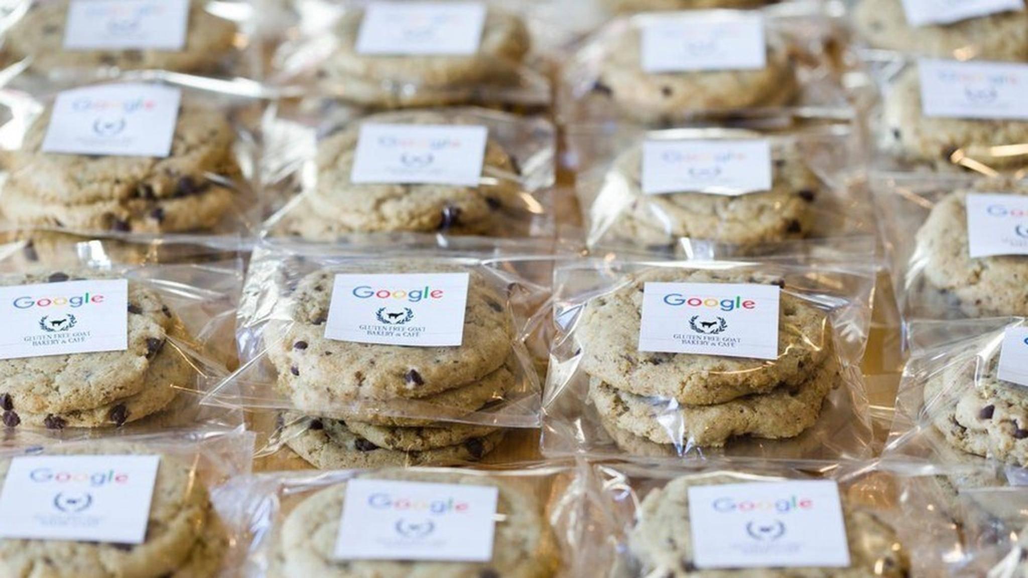 Google hat diese Cookies von einer Künstlichen Intelligenz entwickeln lassen.