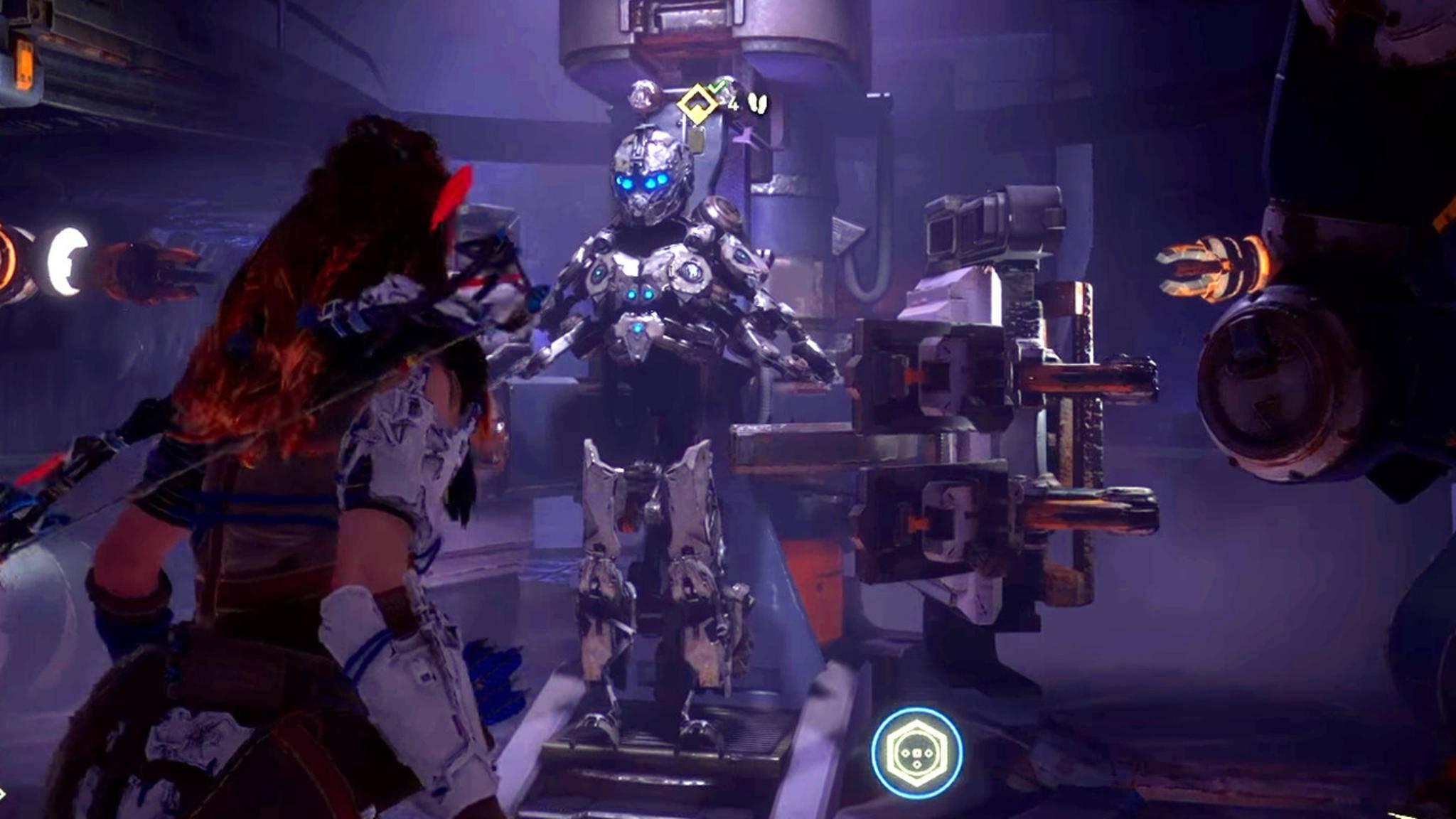 """Die Schildweberin-Rüstung ist einer der besten Ausrüstungsgegenstände in """"Horizon Zero Dawn""""."""