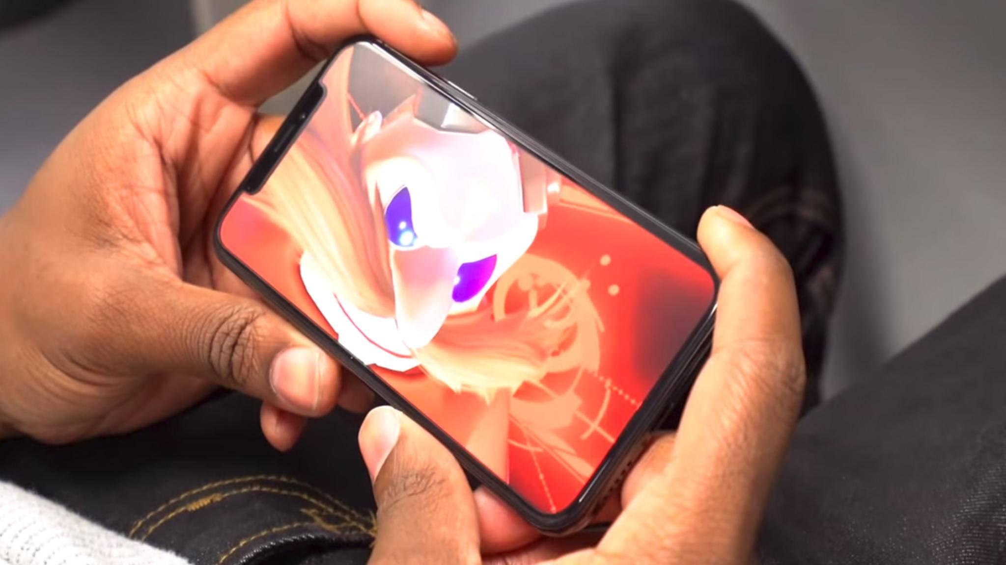 Bislang konnten iPhones nur horizontale Videos ohne störende Balken anzeigen.