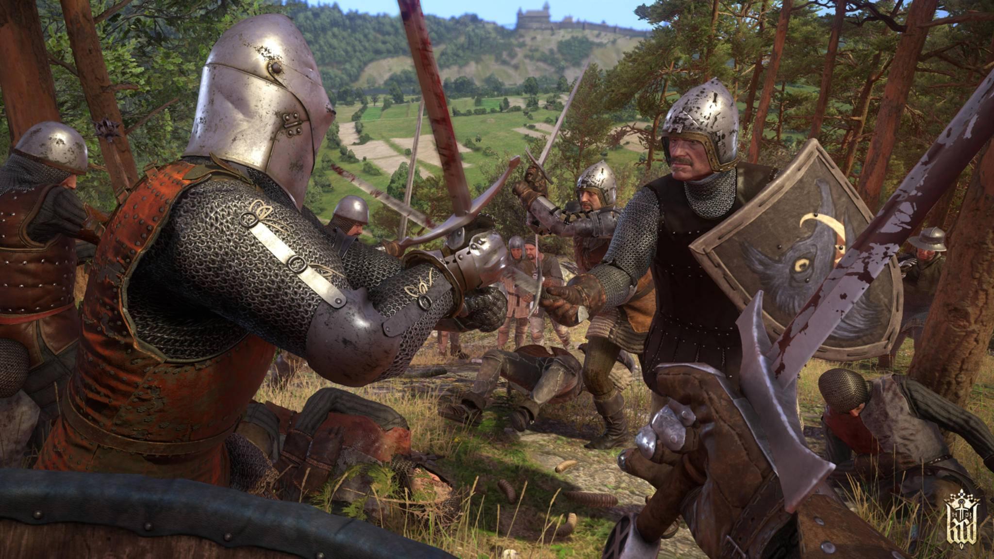 Kingdom Come Deliverance: Budget des Mittelalter-Rollenspiels enthüllt?