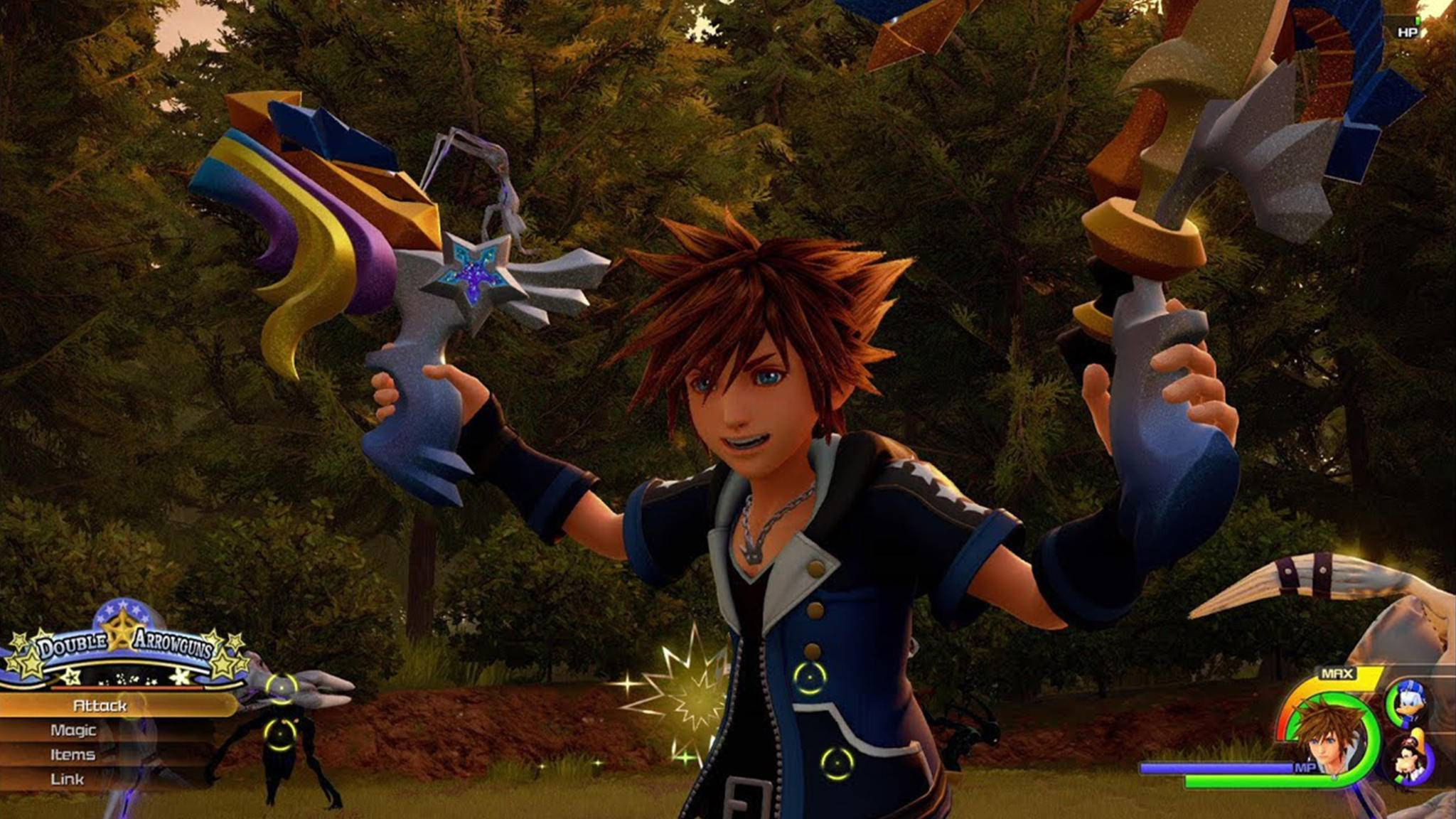 "Bekommt ""Kingdom Hearts 3"" eine Monster-AG-Welt?"