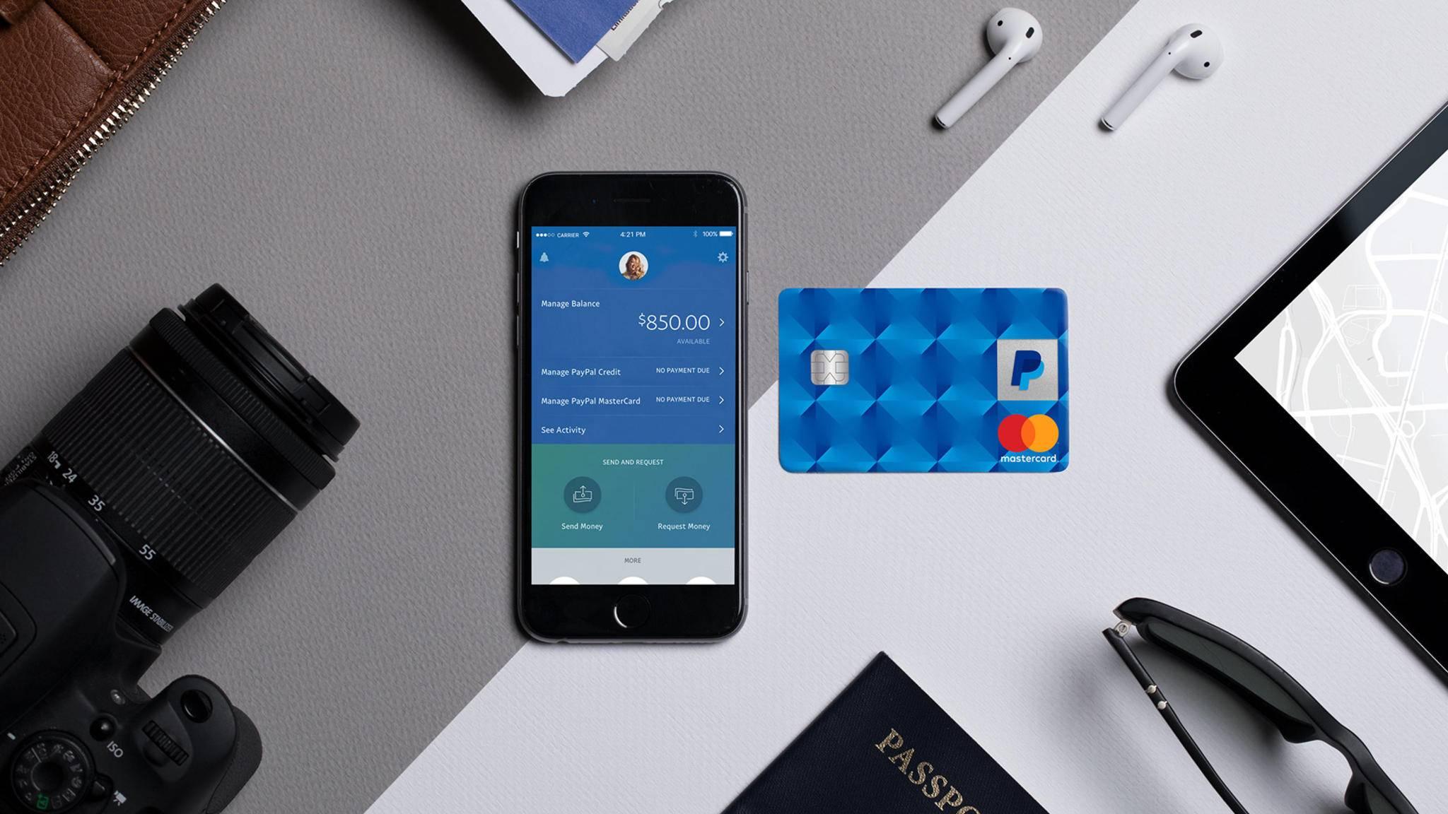 Wie erklären, wie Du ein eigenes PayPal-Konto eröffnen kannst.