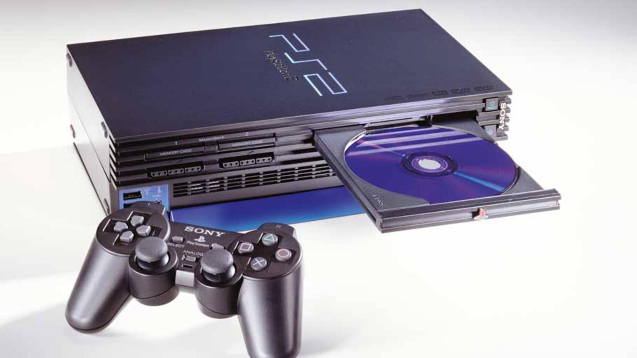 Das waren noch Zeiten: Die PS2 wird 20.