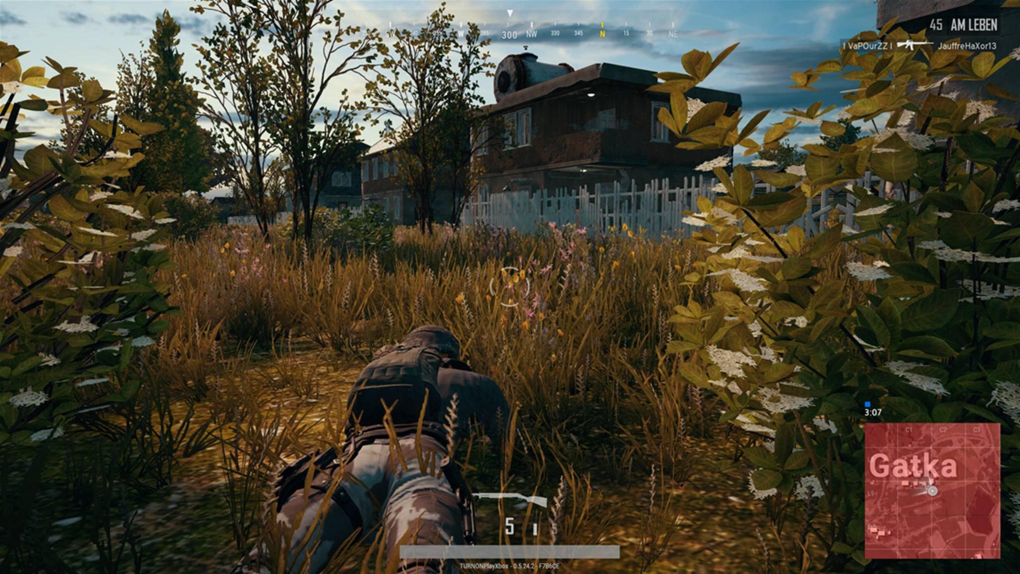 Neues Xbox One-Update mit PUBG-Squads