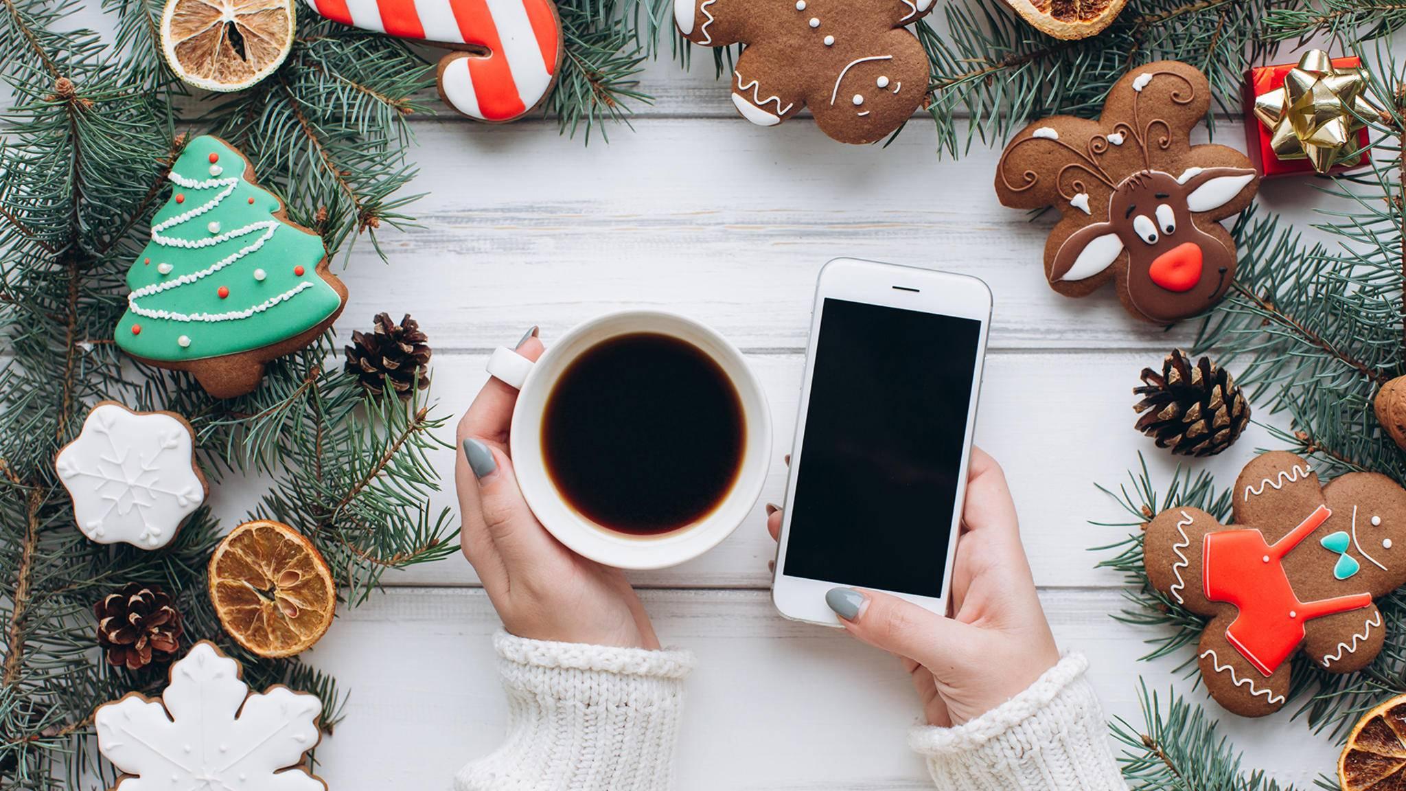 Unterm Weihnachtsbaum ist guter Technik-Rat meist gern gesehen.