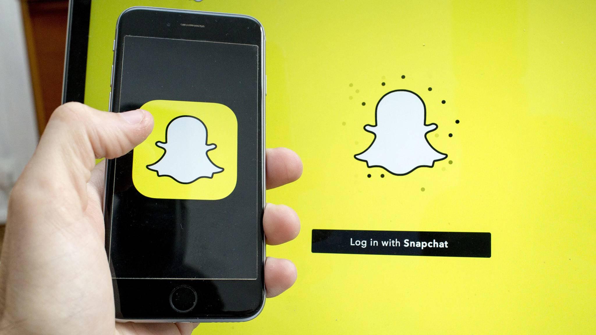 Snapchat-Stories könnten bald nicht nur ausschließlich in der App zu sehen sein.