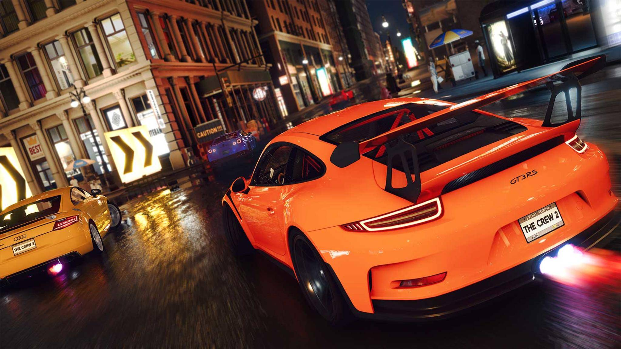 """In """"The Crew 2"""" und im Leben gilt: Ein schicker Luxussportwagen kostet!"""