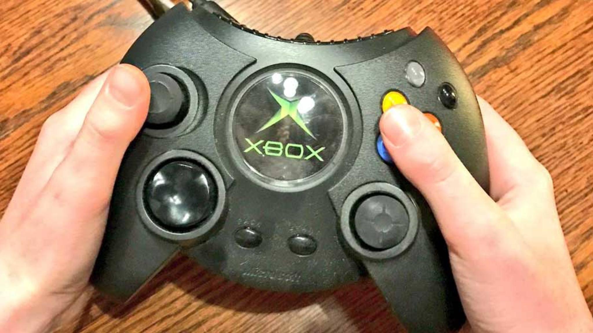 Xbox-Controller: The Duke kommt Ende März 2018.
