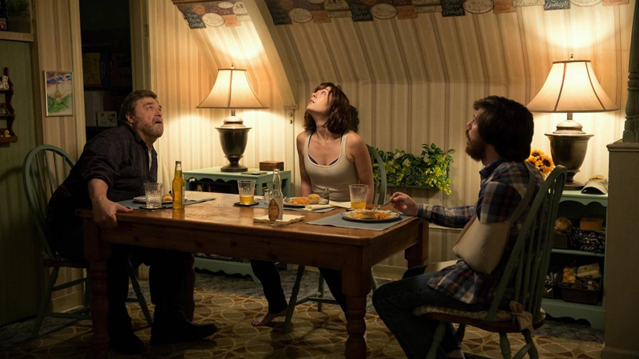 """Kommt da was? """"Cloverfield 3"""" scheint der nächste dicke Hund ins Haus zu stehen."""