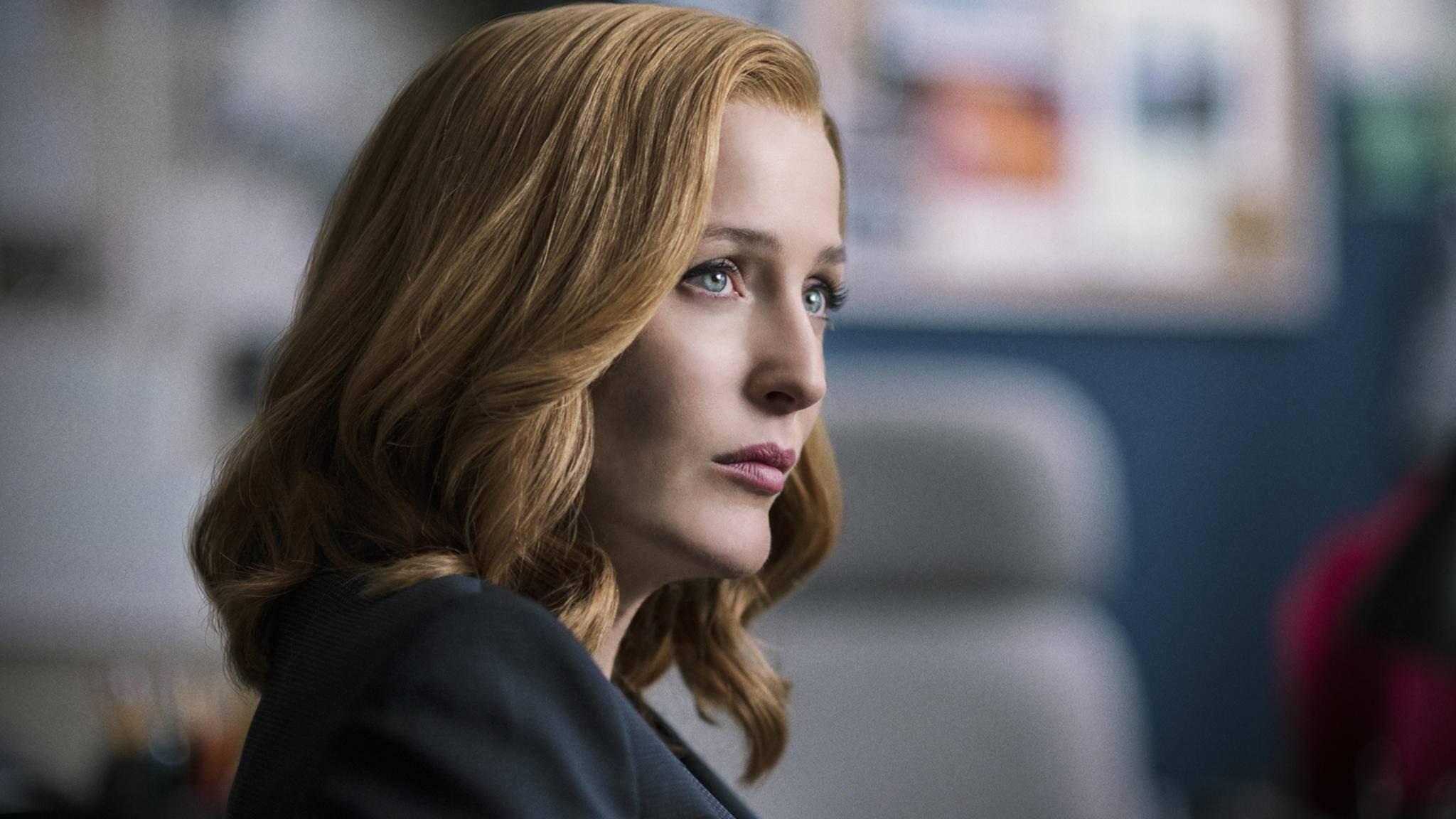 """Gibt es ohne Dana Scully keine Zukunft für """"Akte X""""?"""