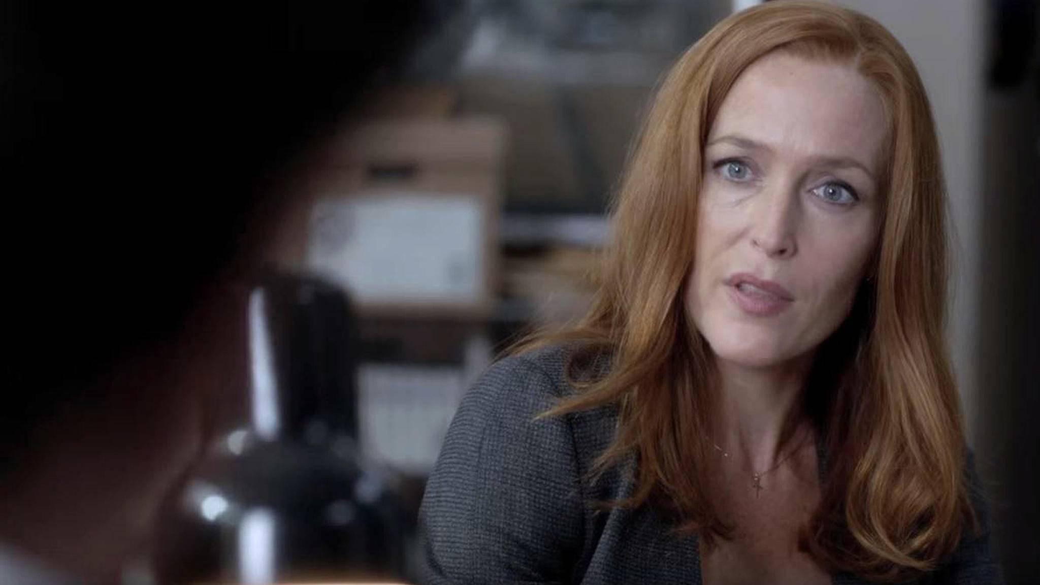 Für Dana Scully schließen sich die X-Akten mit Staffel 11 endgültig.