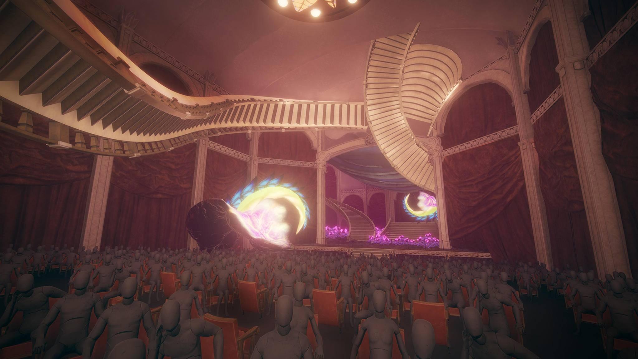 """Der kommende Psycho-Thriller """"Anamorphine"""" gehört zu den anspruchsvolleren VR-Spielen für die HTC Vive."""