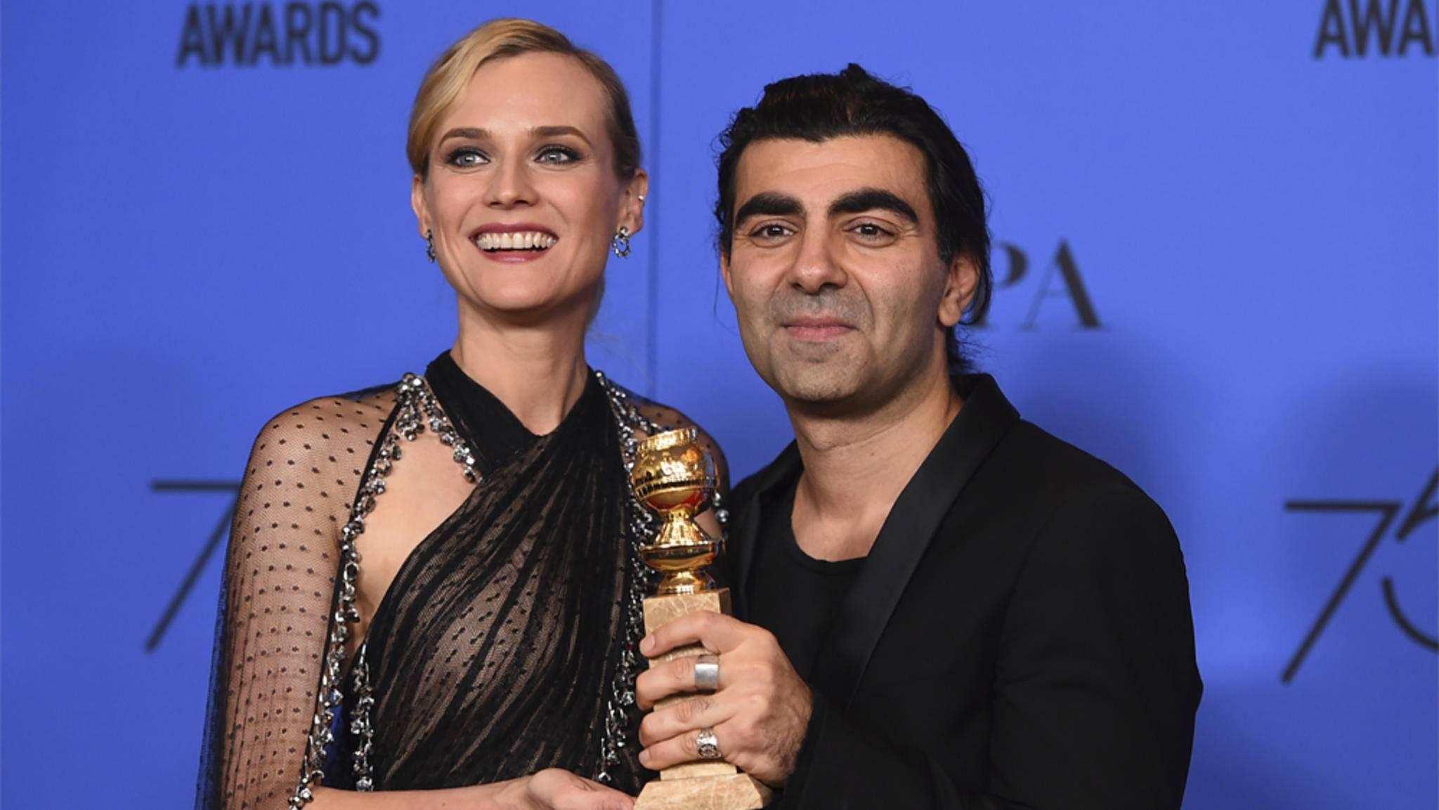 Der Golden Globe für den besten fremdsprachigen Film geht 2018 nach Deutschland.