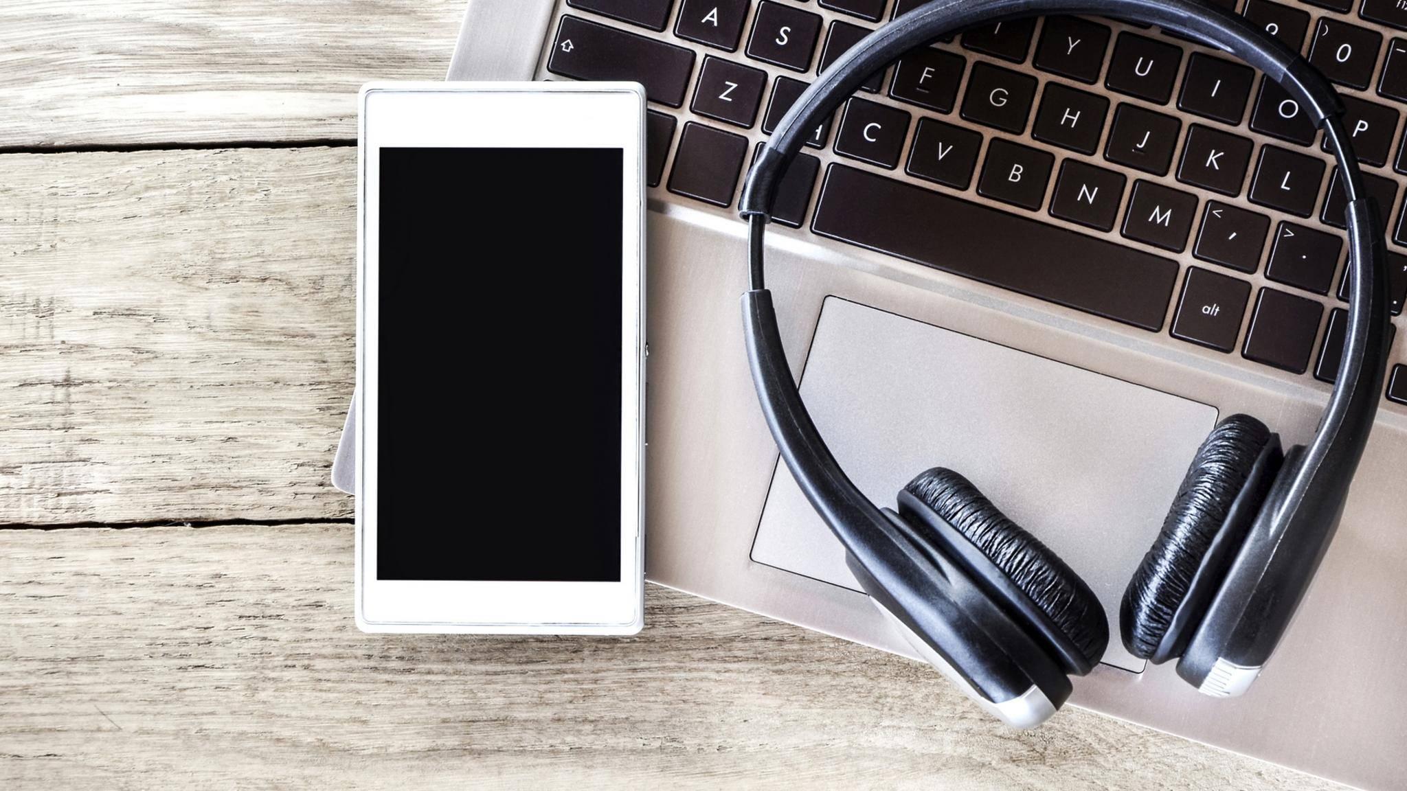 Dank Bluetooth lassen sich Geräte drahtlos vernetzen.