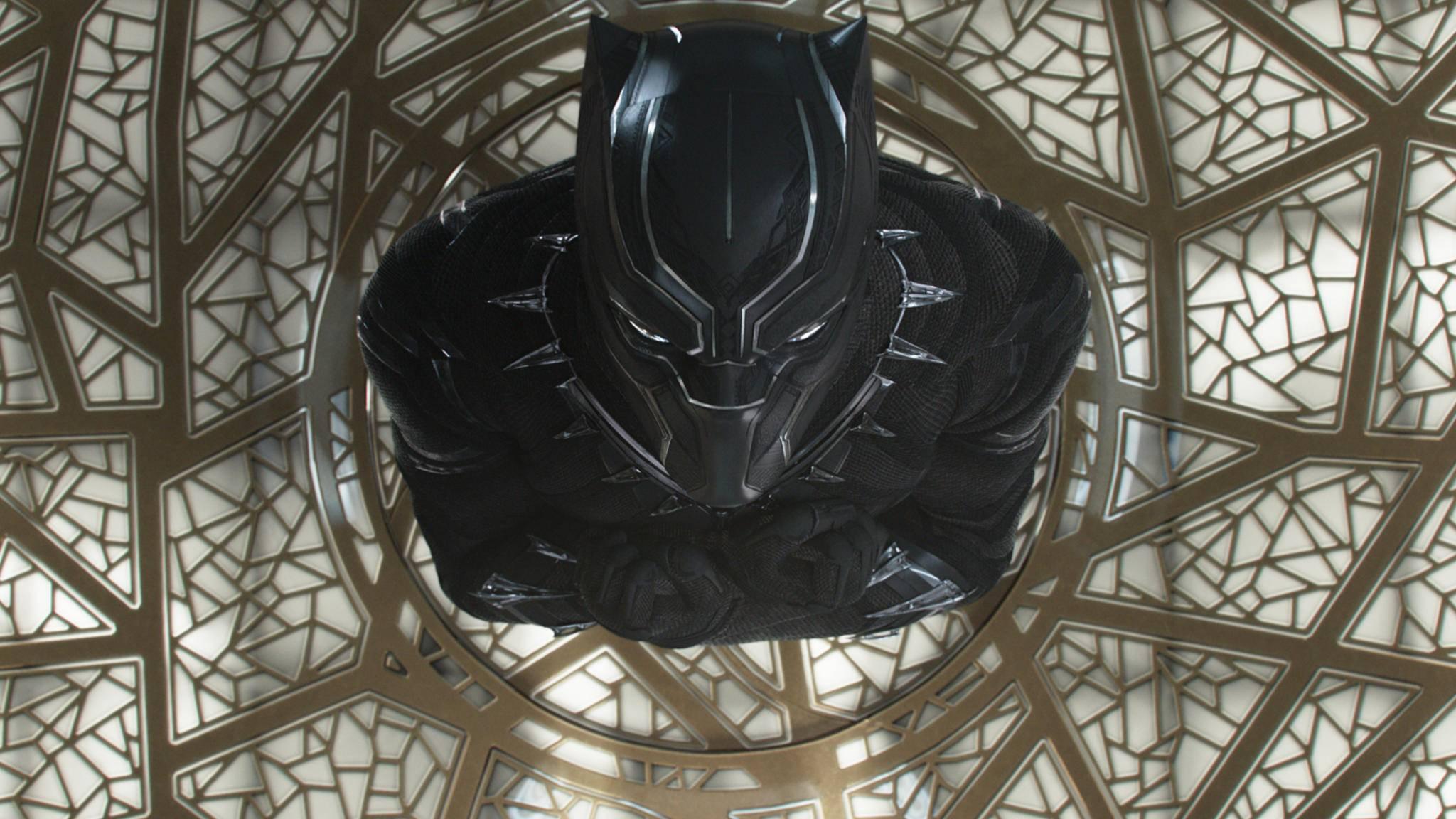 """""""Black Panther"""" kommt mit reichlich Extras."""