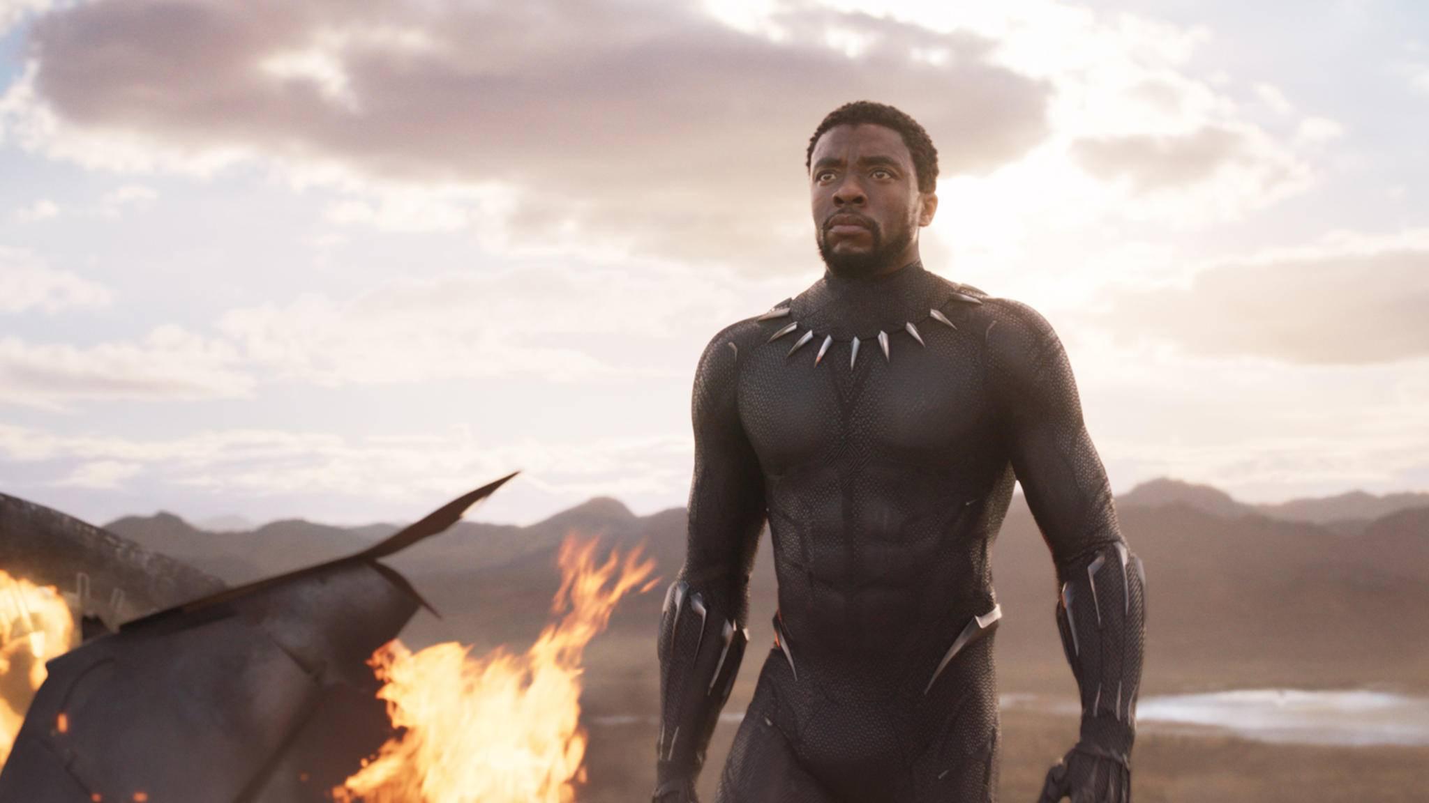 """""""Black Panther"""" ist aktuell das heißeste Film-Thema auf Twitter."""