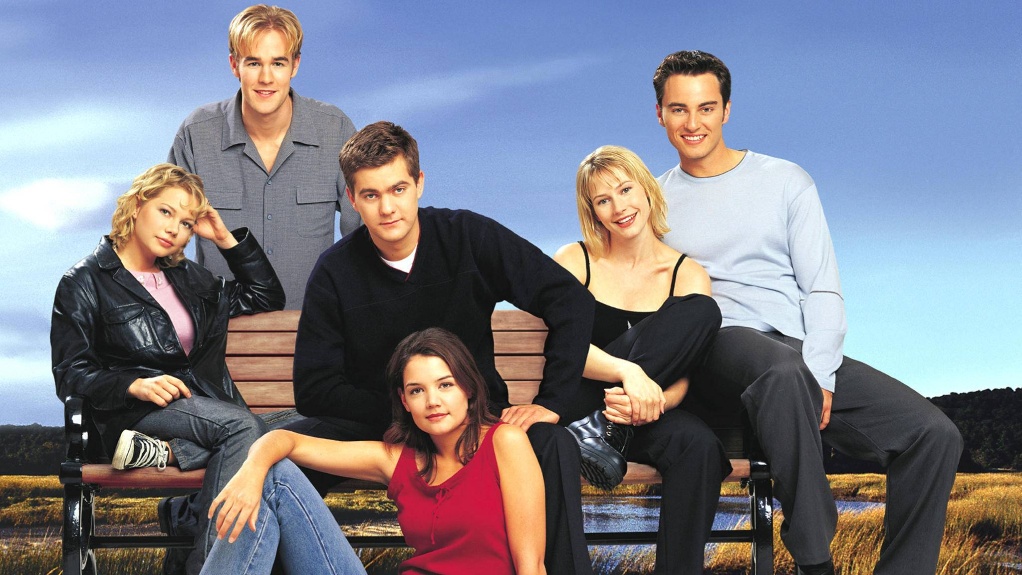 """Vor 15 Jahren lief die finale """"Dawson's Creek""""-Folge im Fernsehen. Was macht die damalige Besetzung heute?"""