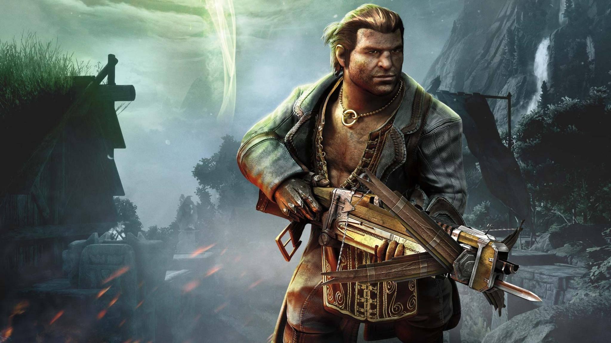 """Der Abenteurer und Geschichtenerzähler Varric aus """"Dragon Age 2"""" bringt ein echtes Buch auf den Markt."""
