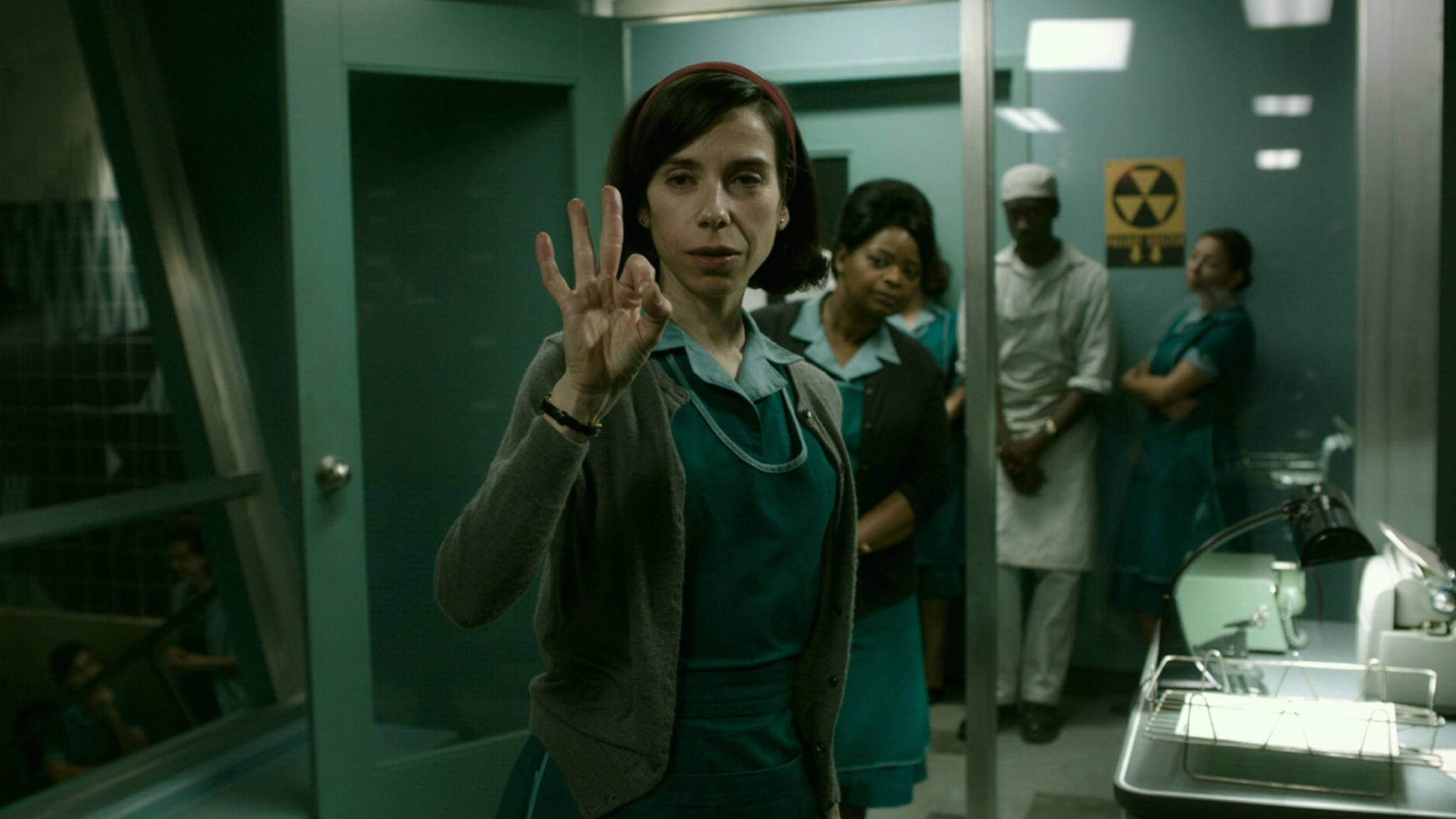"In ""Shape of Water"" geht es ähnlich emotional zu wie in ""Game of Thrones""."
