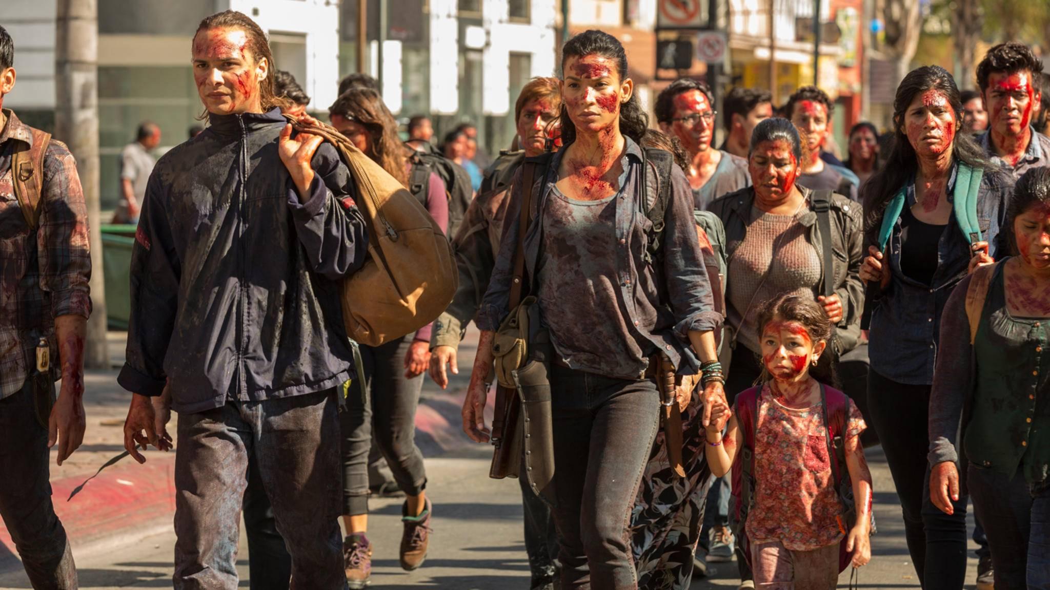 """In Staffel 4 dürfen sich Fans auf die Rückkehr eines vermissten """"Fear the Walking Dead""""-Charakters freuen."""