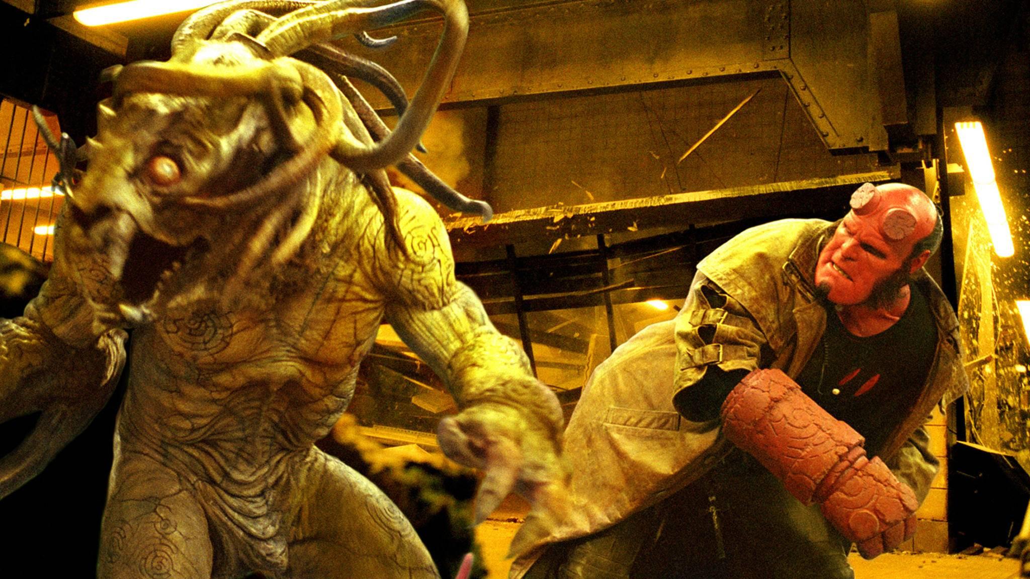 Im Rollenspiel können sich Spieler als Red und Co. gegen fiese Monster durchboxen.