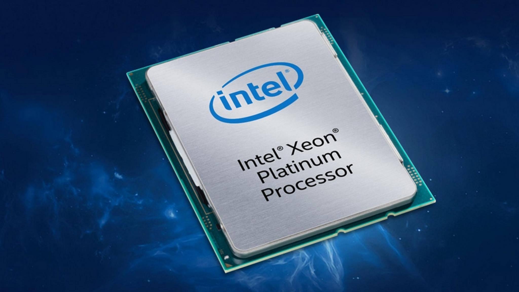 Auch Chips von Intel sind betroffen.