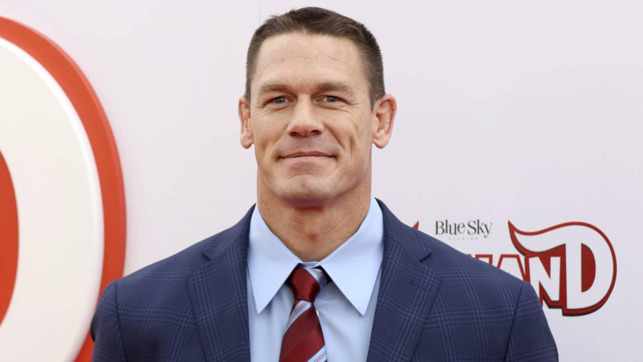 Keine Frage: Rein äußerlich wäre John Cena eine gute Wahl für die Besetzung von Duke Nukem.