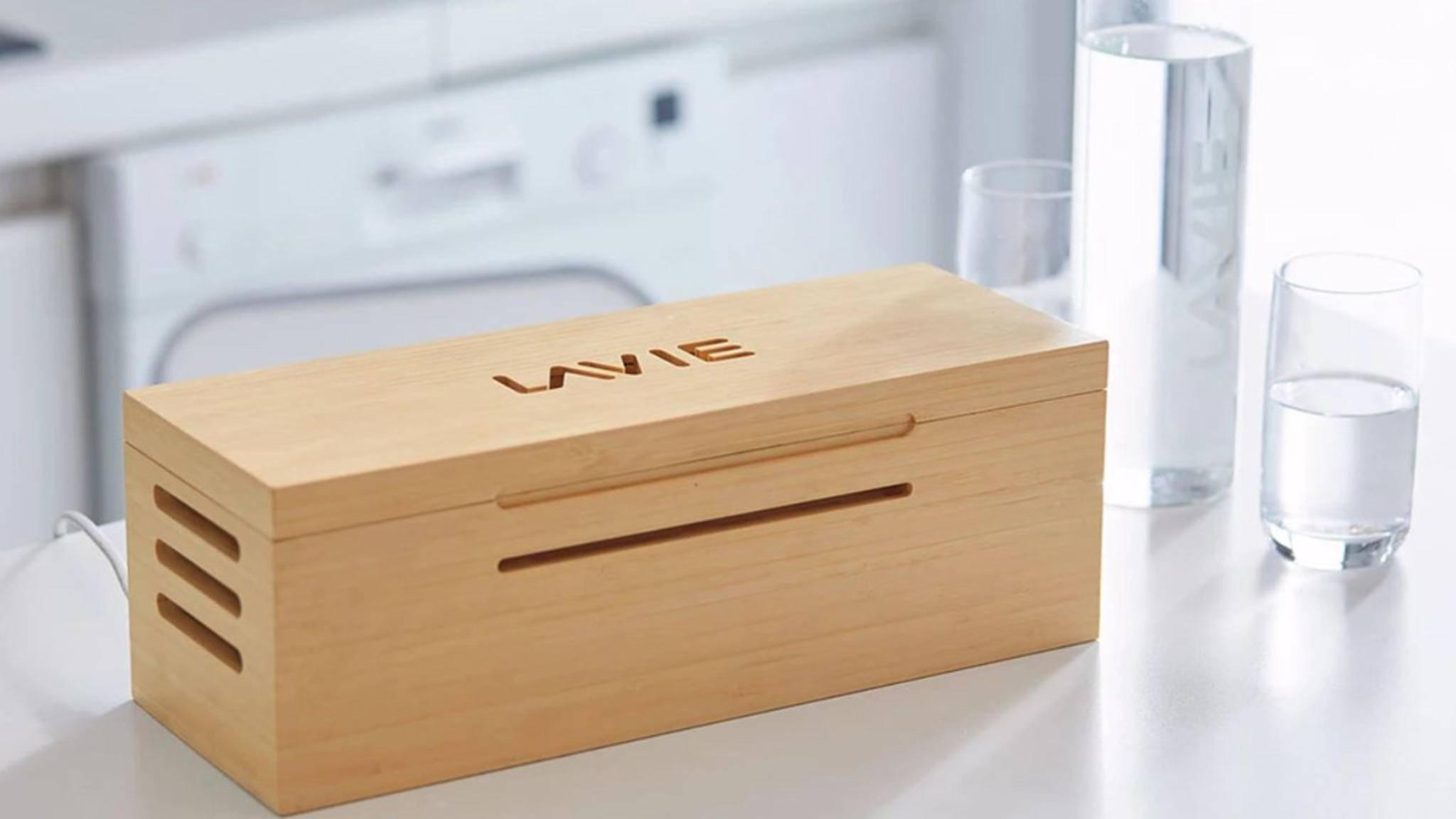 LaVie: Dieses Gadget reinigt Leitungswasser mit UV-Licht