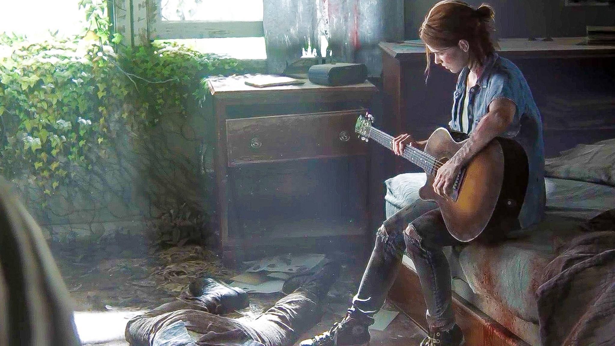 """Ellie wird in """"The Last of Us Part 2"""" der Hauptcharakter sein."""