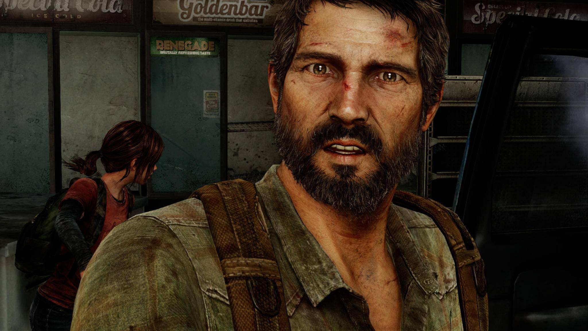 """Joel aus """"The Last of Us"""" hat eine finstere Seite."""