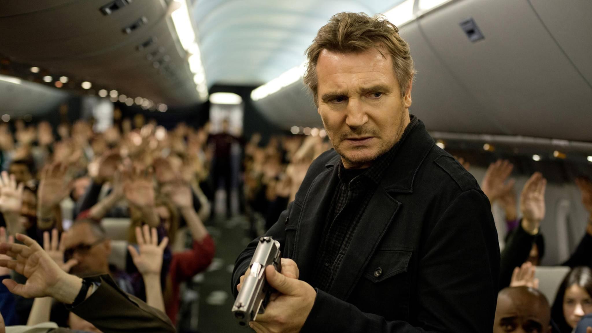 Einst wollte Liam Neeson Lehrer werden – gut, dass er es sich noch einmal anders überlegt hat.