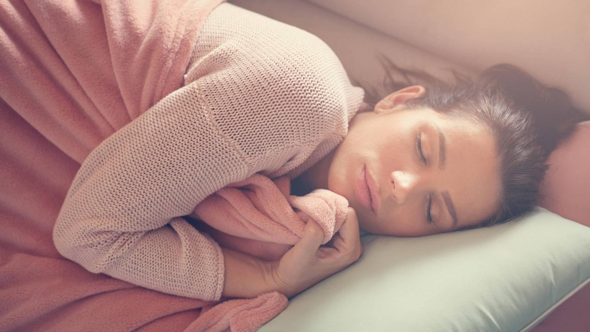 In einem sauberen und keimfreien Bett fühlst Du Dich gleich viel entspannter und schläfst besser.
