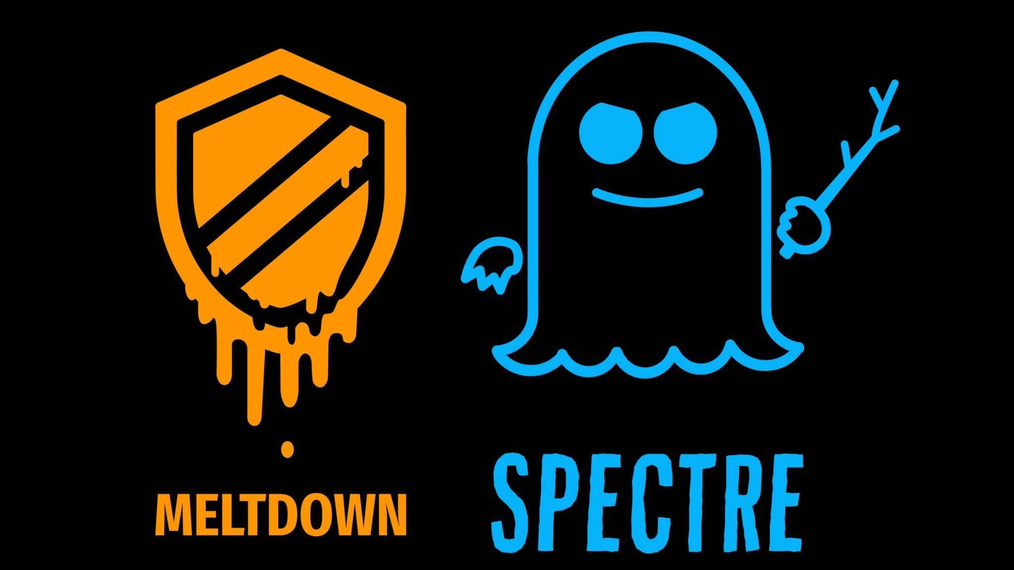 Die beiden Schwachstellen Meltdown und Spectre können eine Sicherheitslücke in Computerchips ausnutzen.