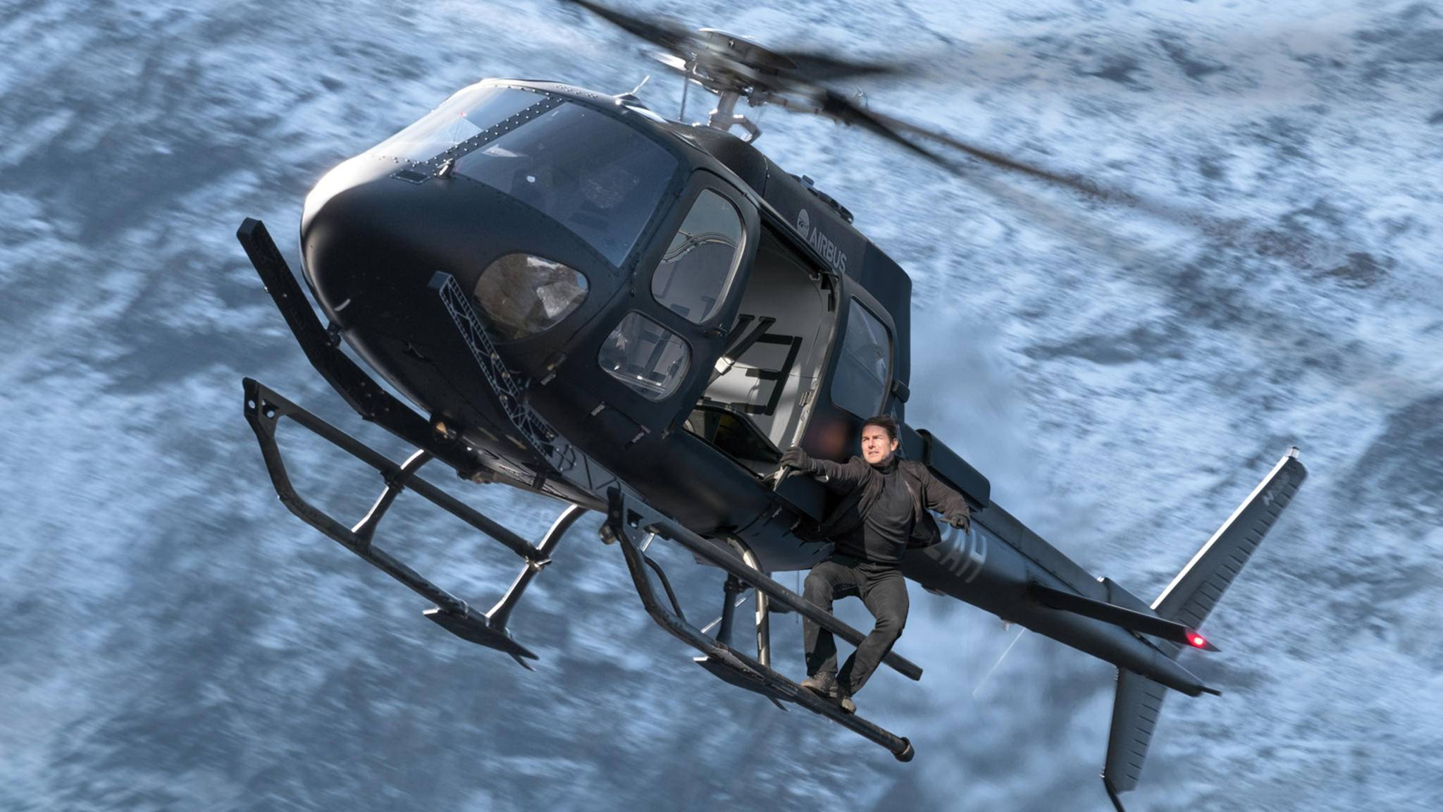 """In """"Mission: Impossible 6"""" muss Tom Cruise hoch hinaus."""
