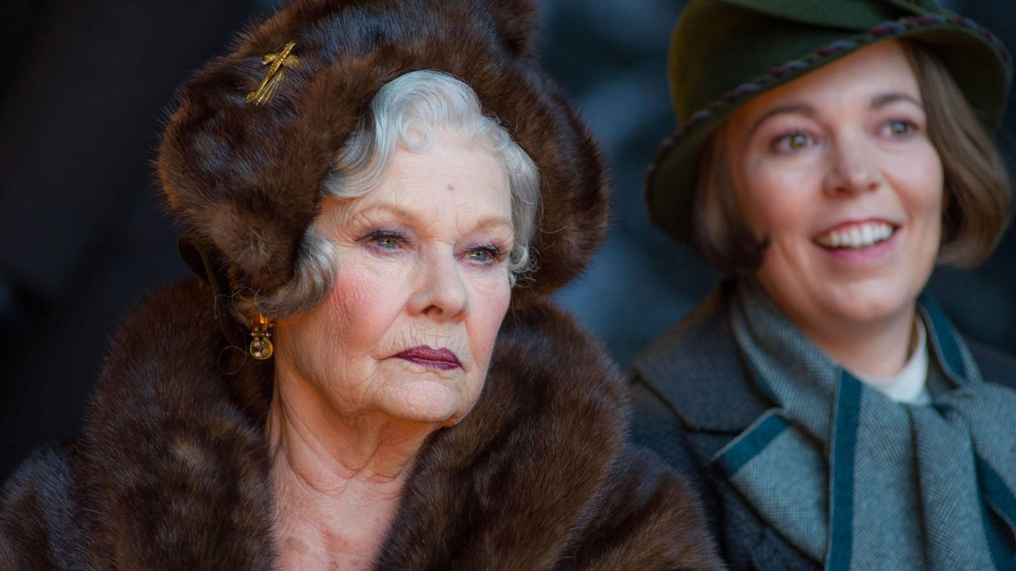 Judi Dench ist zwar bereits mehr als 80 Jahre alt, ans Aufhören denkt die Schauspielerin aber längst noch nicht.