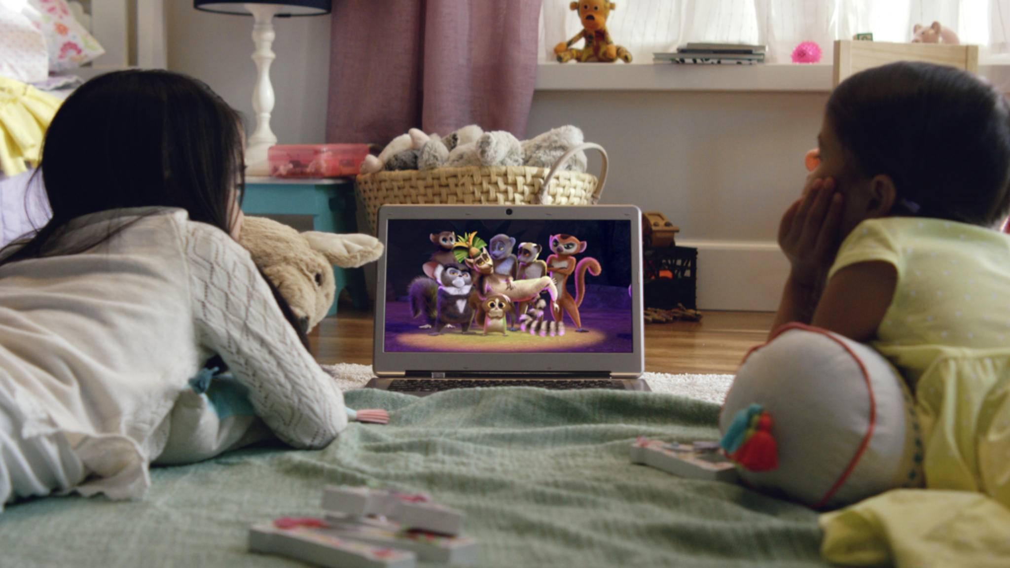 Mit Netflix-Profilen können Inhalte für Kinder eingeschränkt werden.