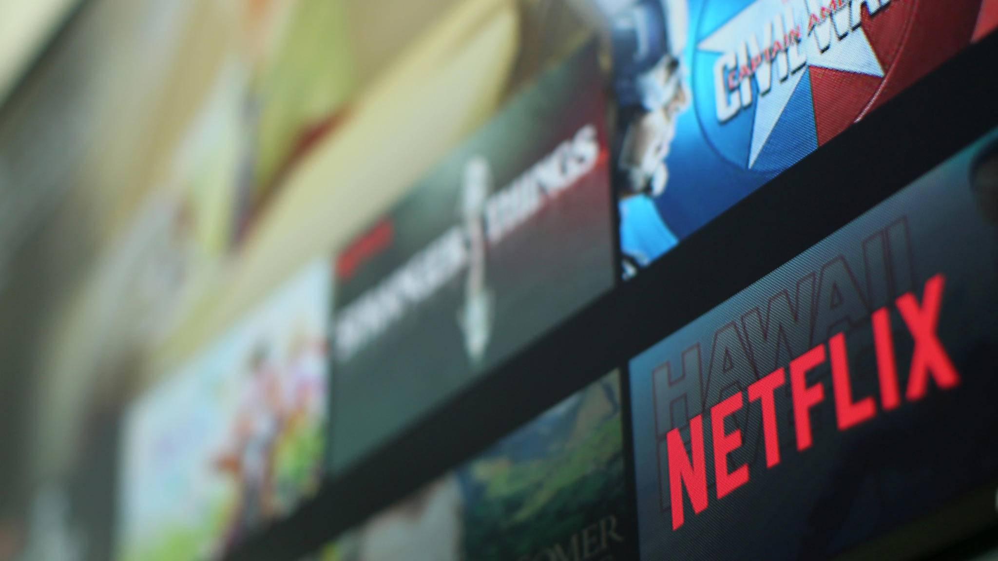 Entscheidungsschwach? Die Netflix-App hilft demnächst vielleicht nach ...