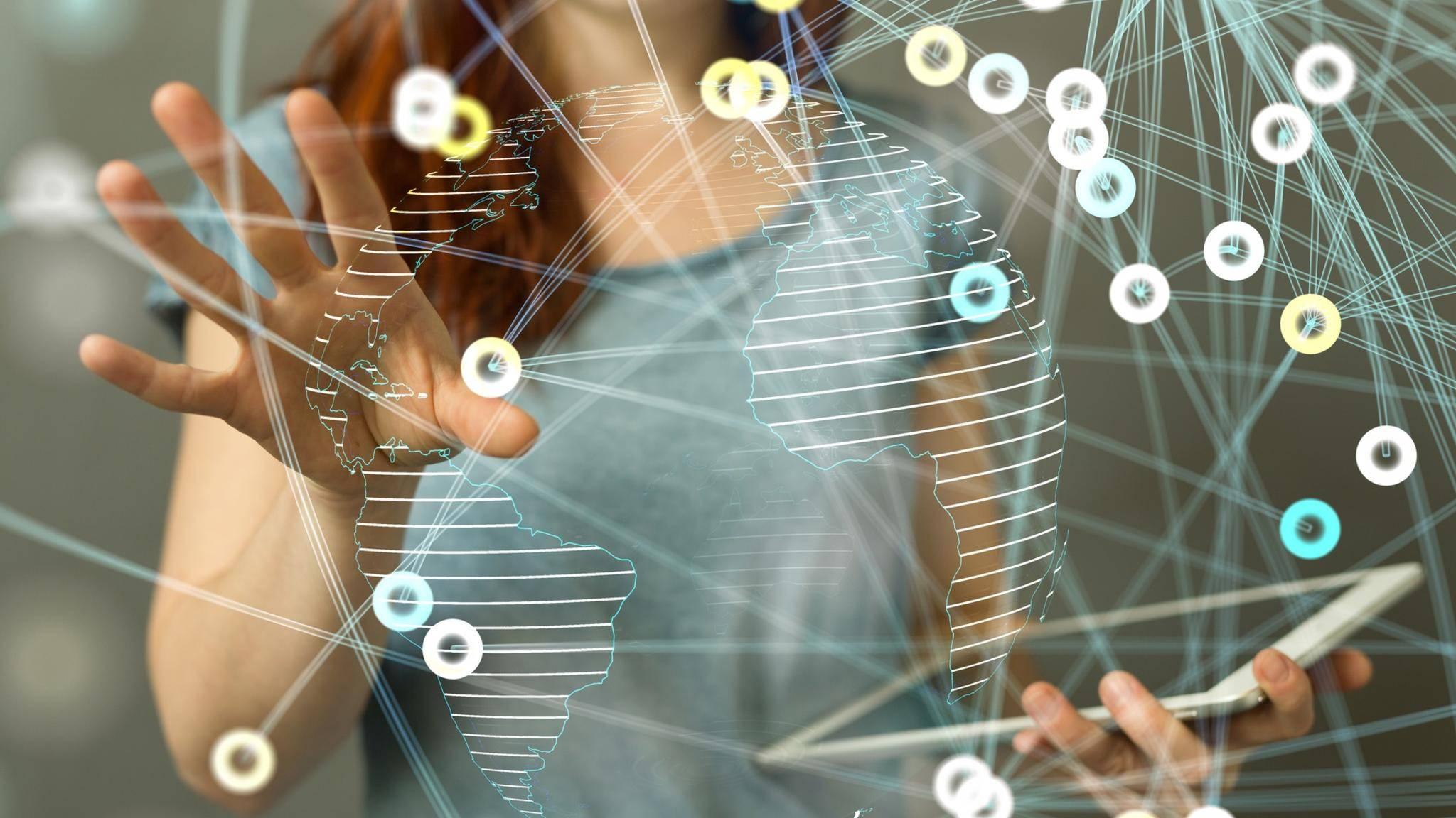 Netzneutralität bezieht sich auf die Übertragungsgeschwindigkeit von Daten im Internet.