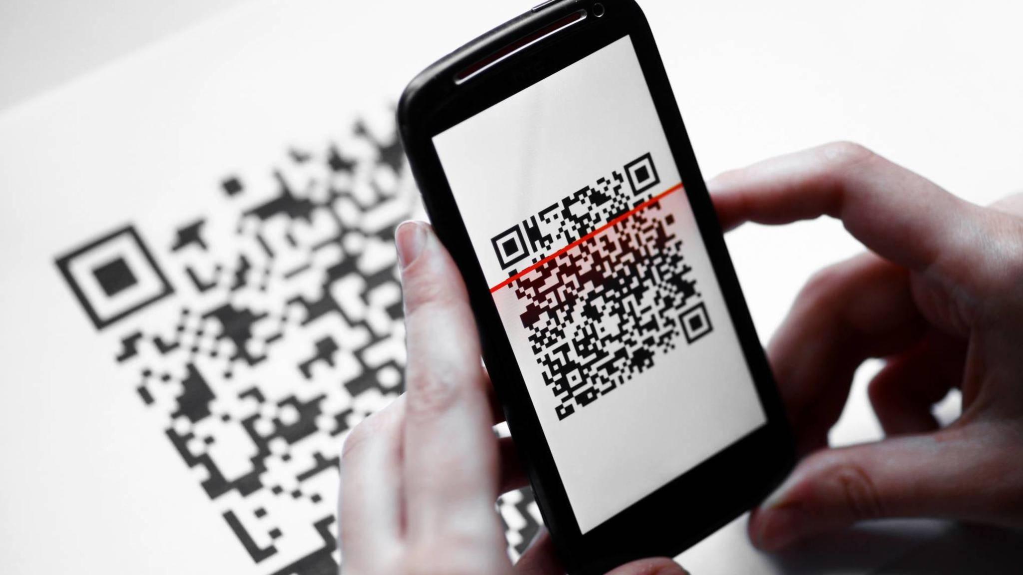 So scannen Sie QR-Codes mit einem Android-Telefon