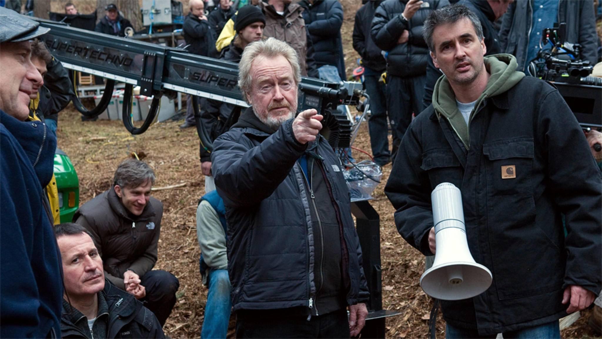 Ridley Scott könnte dem sagenhaften Zauberer Merlin neues Leben einhauchen.
