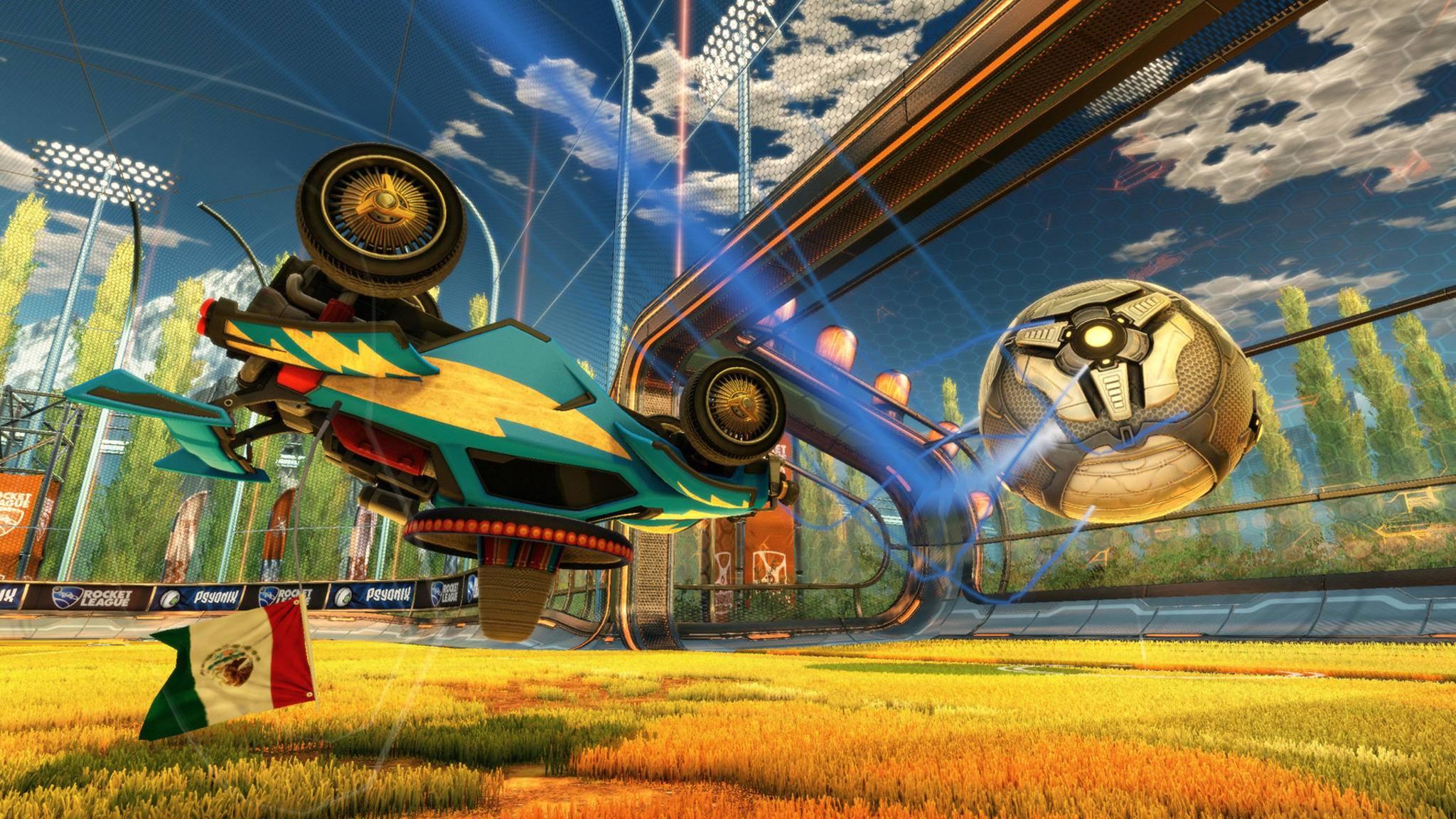 """Rocket League"" gehört nun Epic Games."
